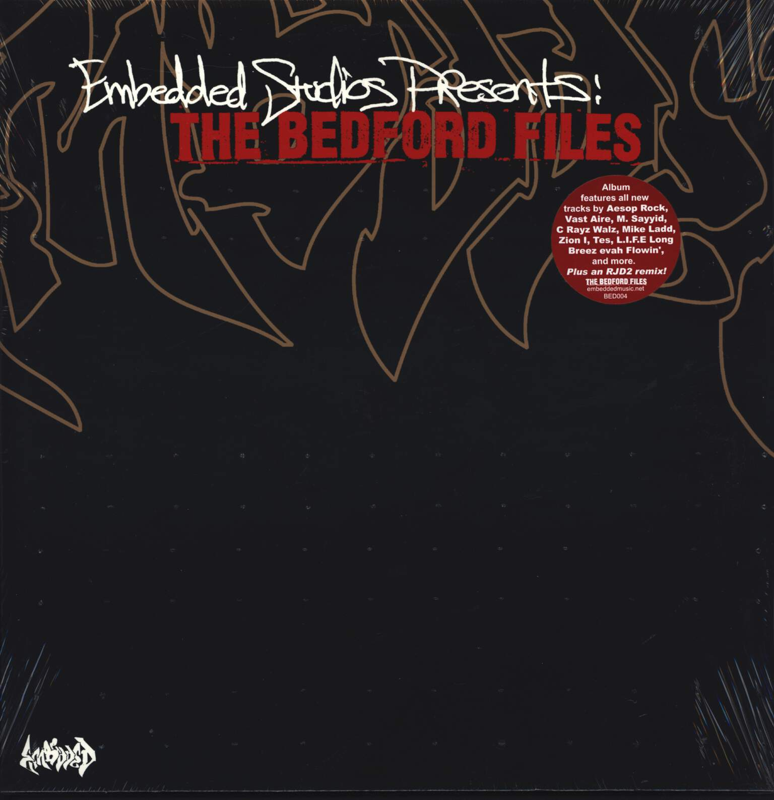 Various: The Bedford Files, LP (Vinyl)