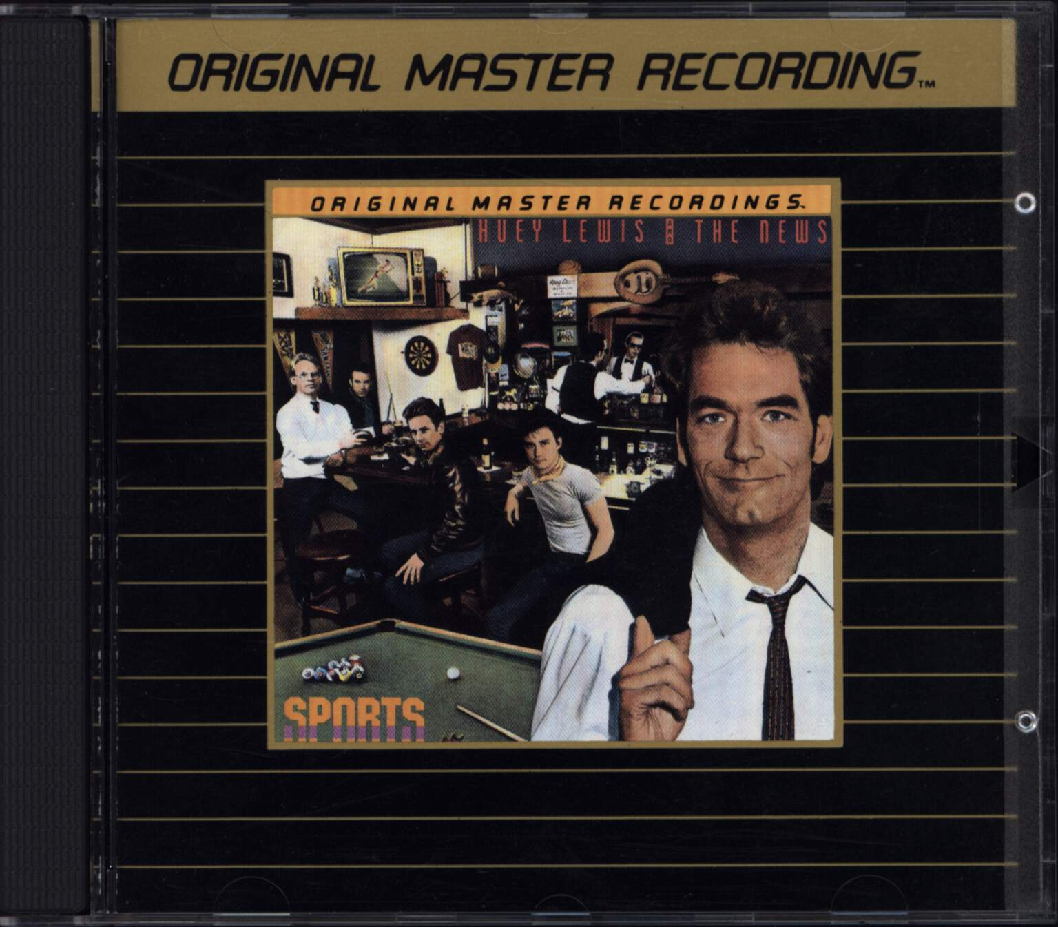 Huey Lewis & The News: Sports, CD