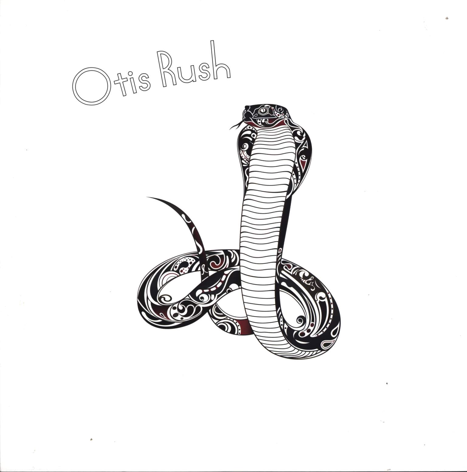 Otis Rush: Cobra, LP (Vinyl)