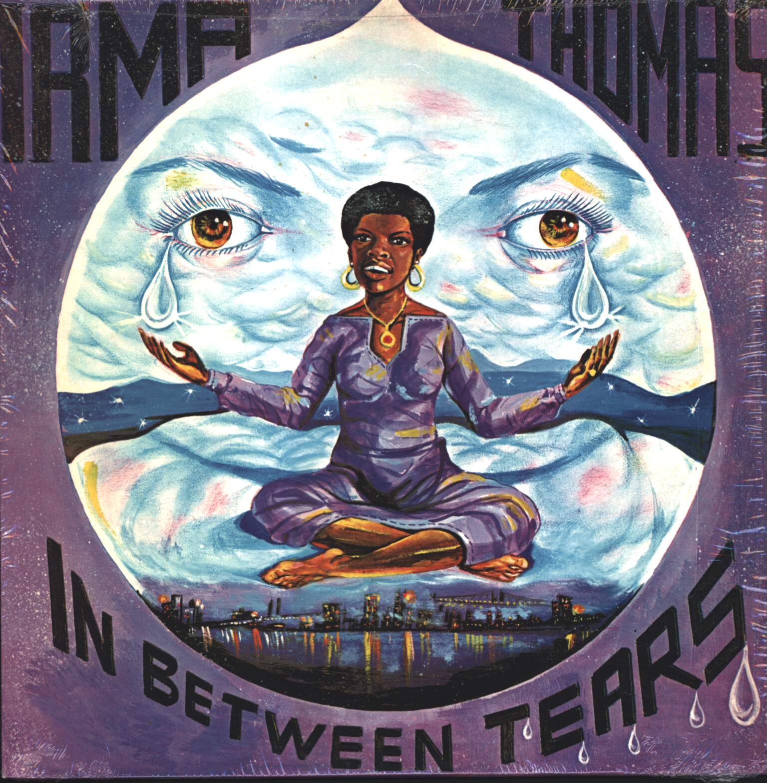 Irma Thomas: In Between Tears, LP (Vinyl)