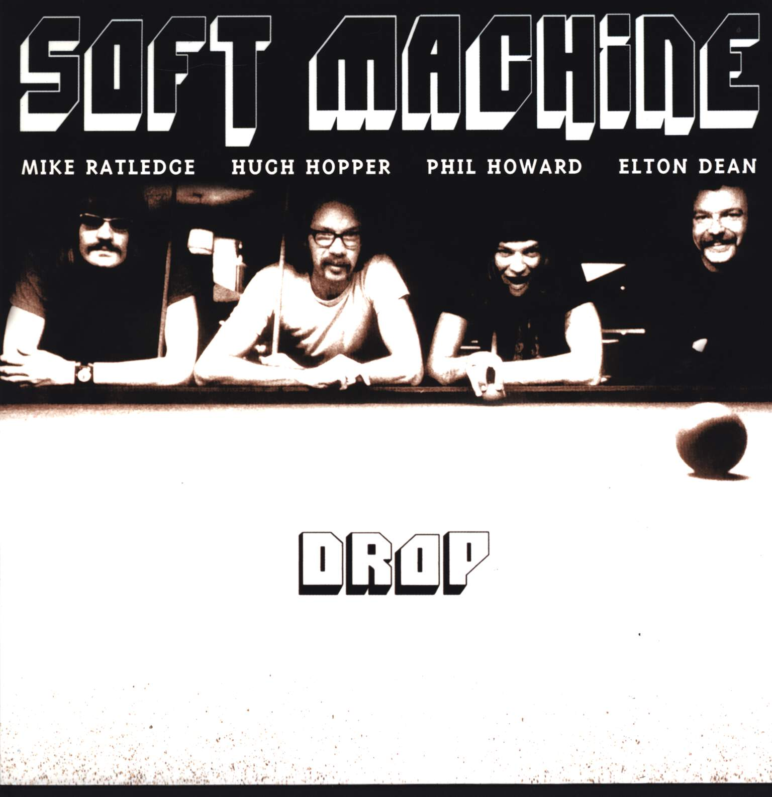 Soft Machine: Drop, LP (Vinyl)