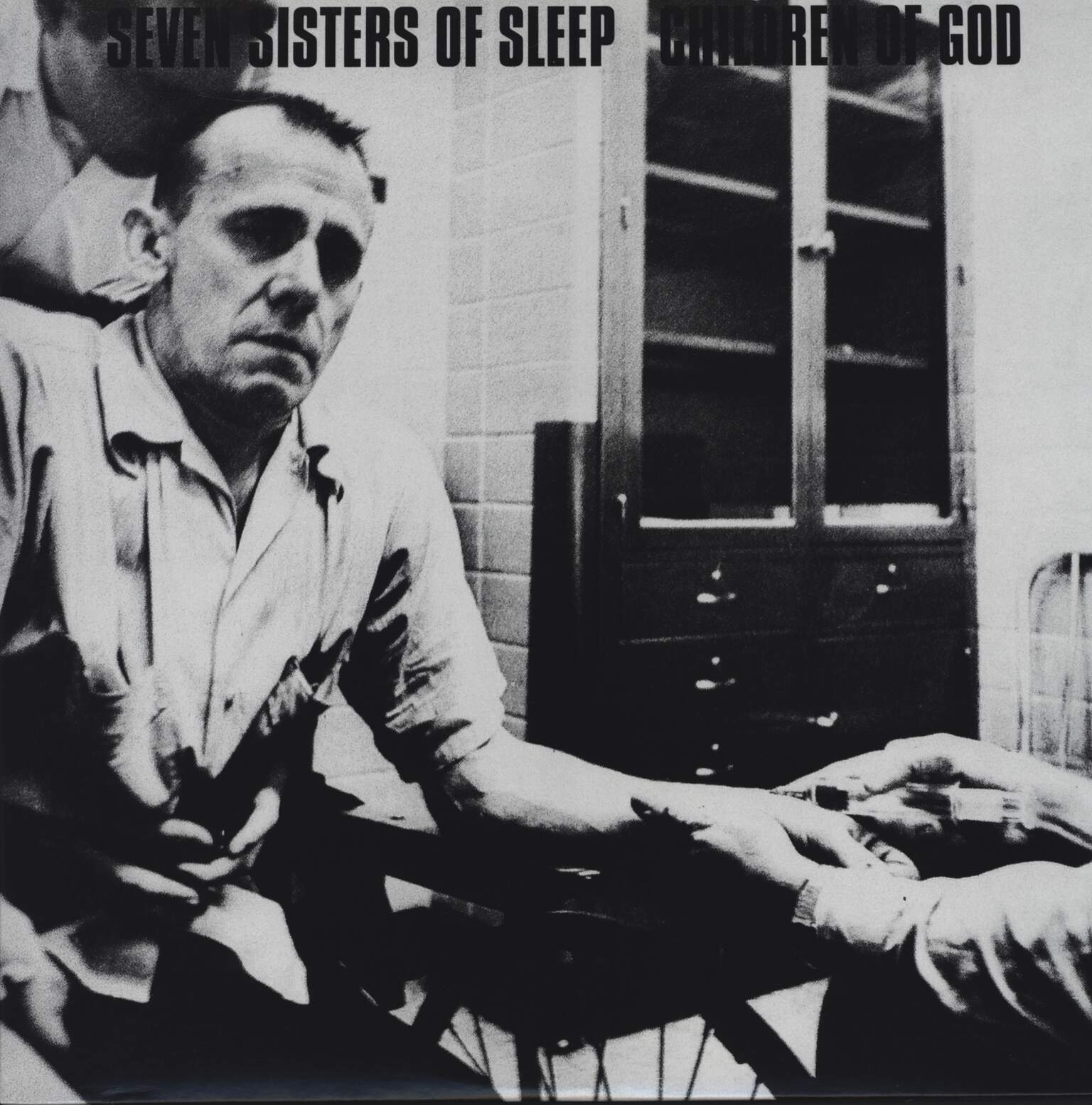 "Seven Sisters Of Sleep: Seven Sisters Of Sleep / Children Of God, 12"" Maxi Single (Vinyl)"