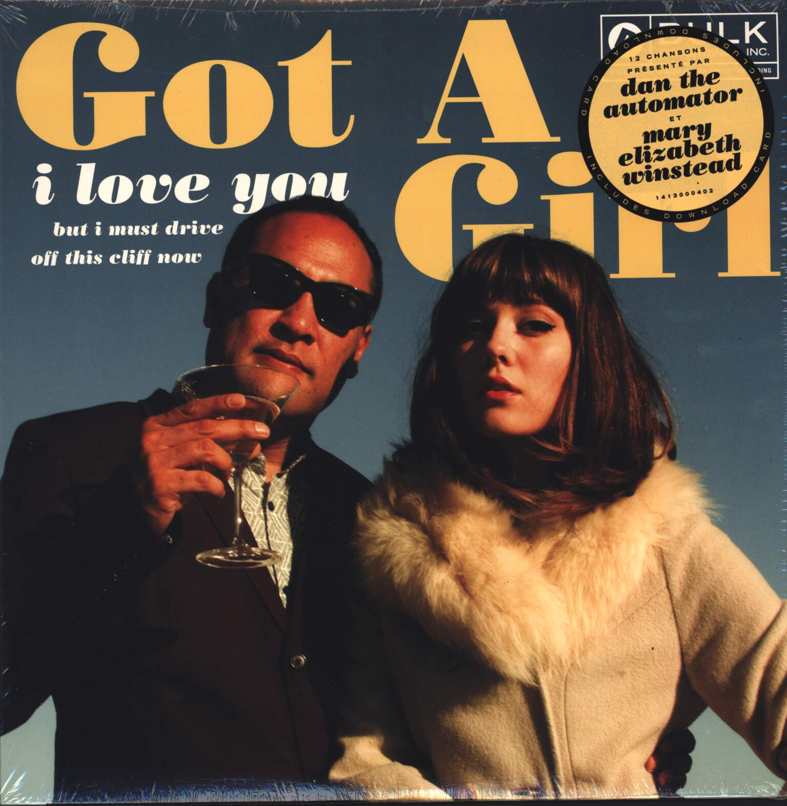 Got A Girl: I Love You But I Must Drive Off This Cliff Now, LP (Vinyl)