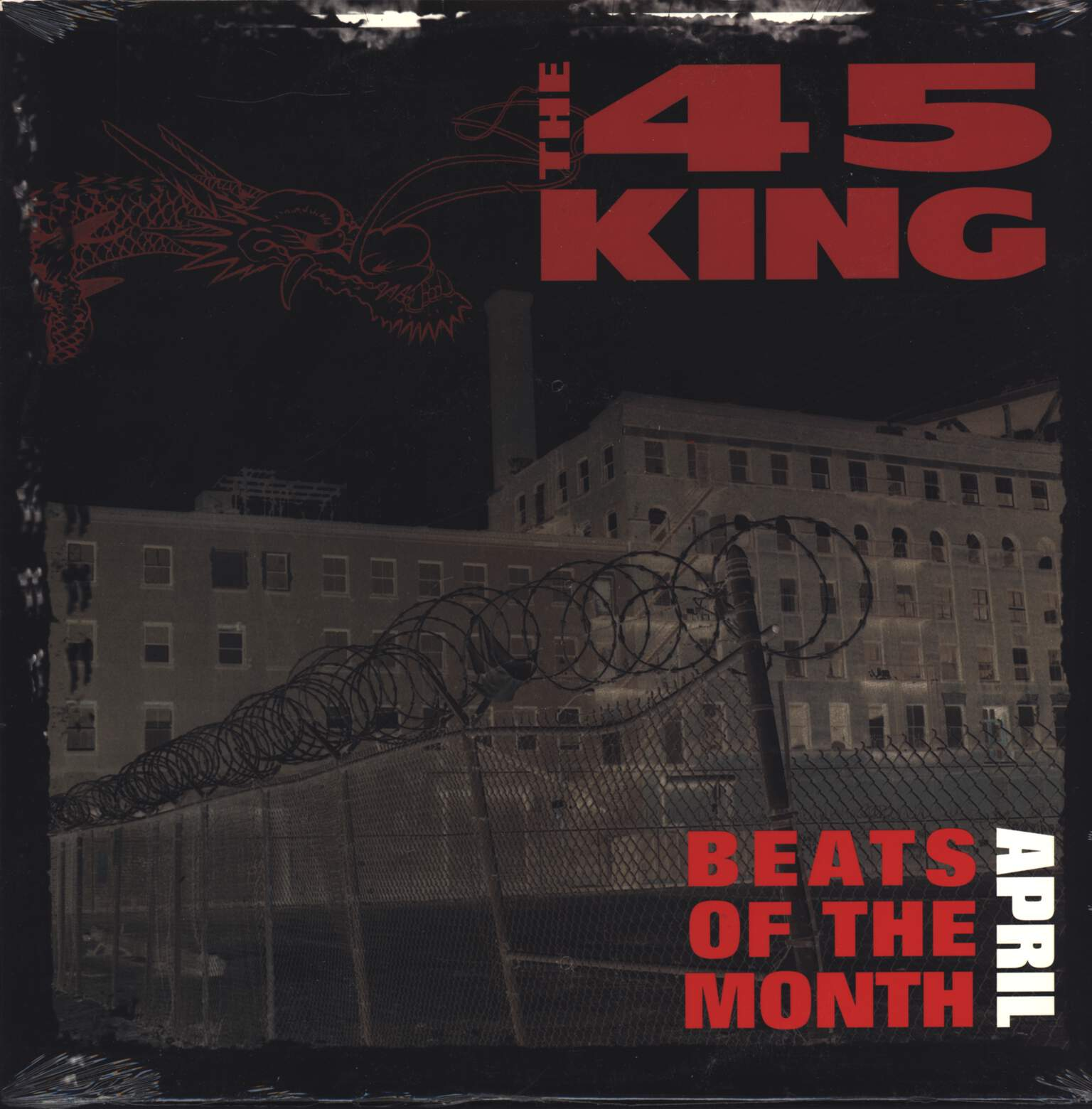 The 45 King: Beats Of The Month April, LP (Vinyl)