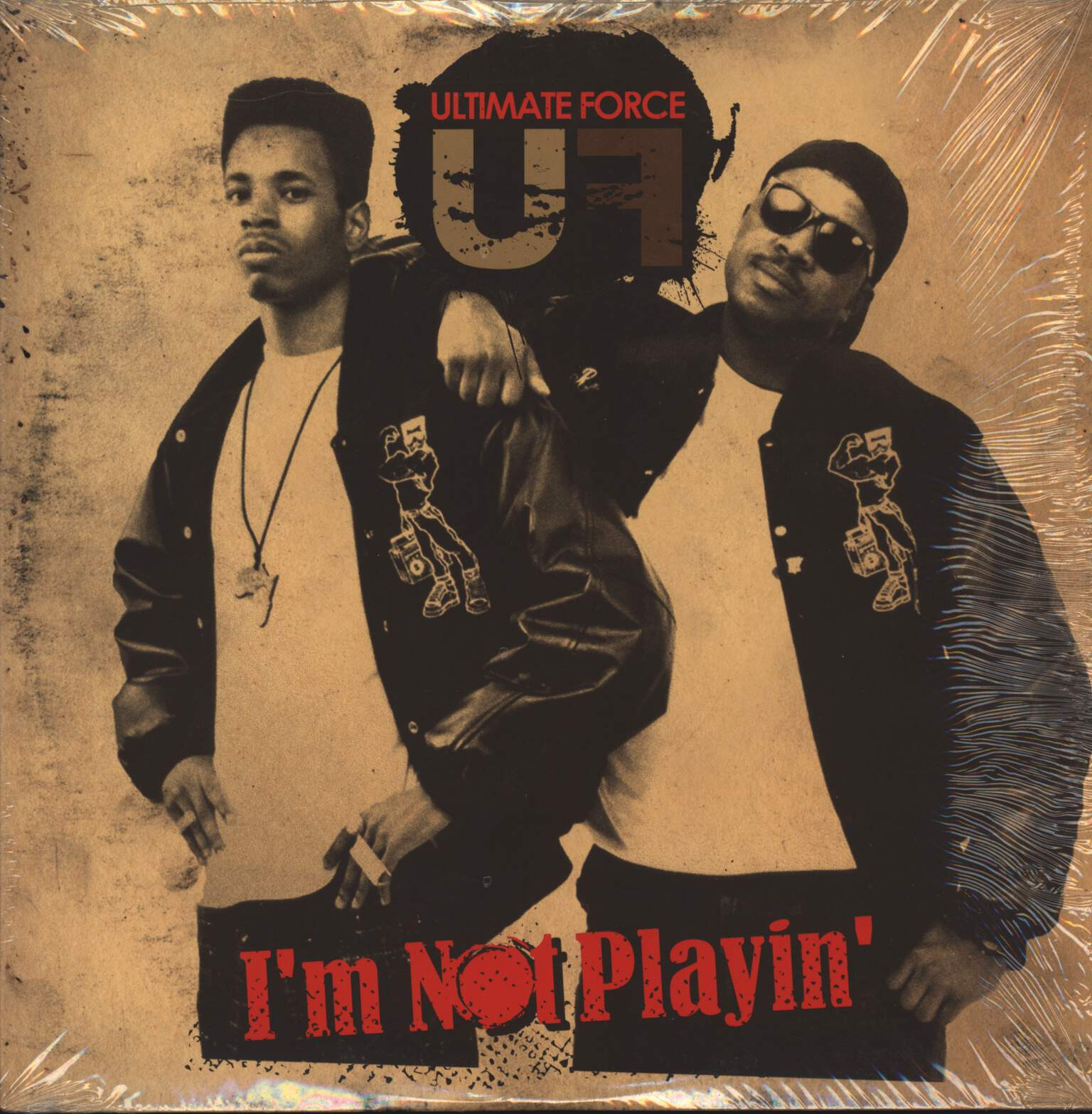 Ultimate Force: I'm Not Playing, LP (Vinyl)