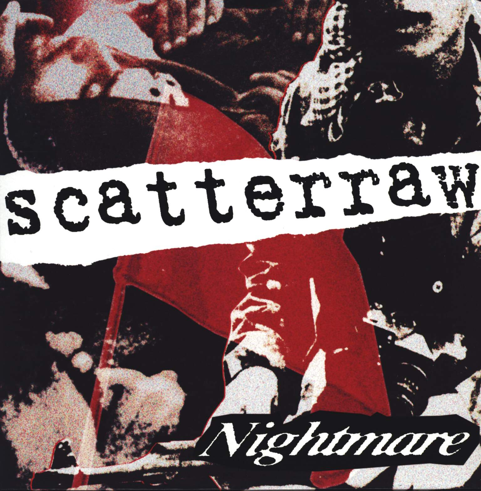 Nightmare: Scatterraw, LP (Vinyl)