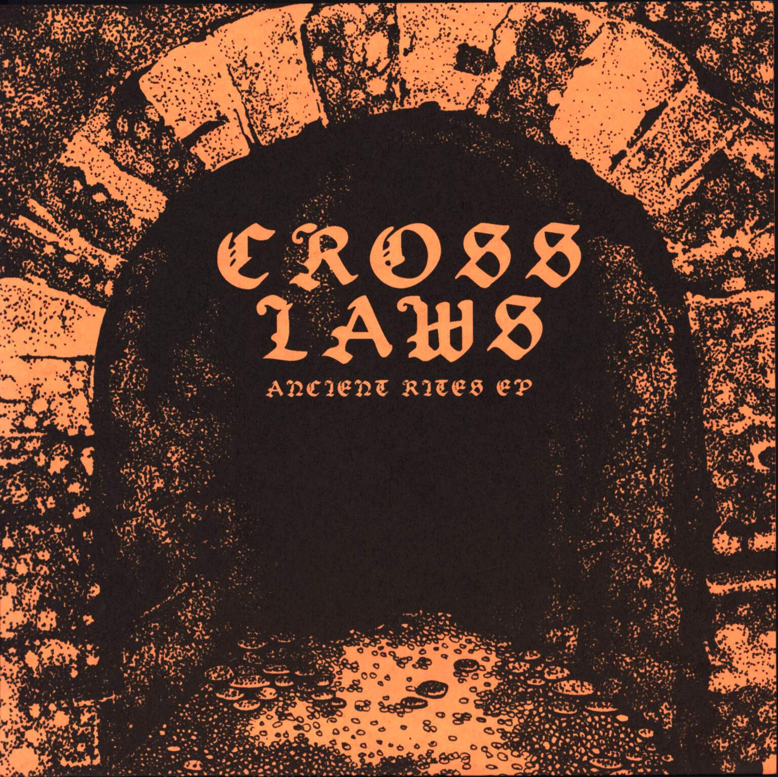 "Cross Laws: Ancient Rites EP, 7"" Single (Vinyl)"