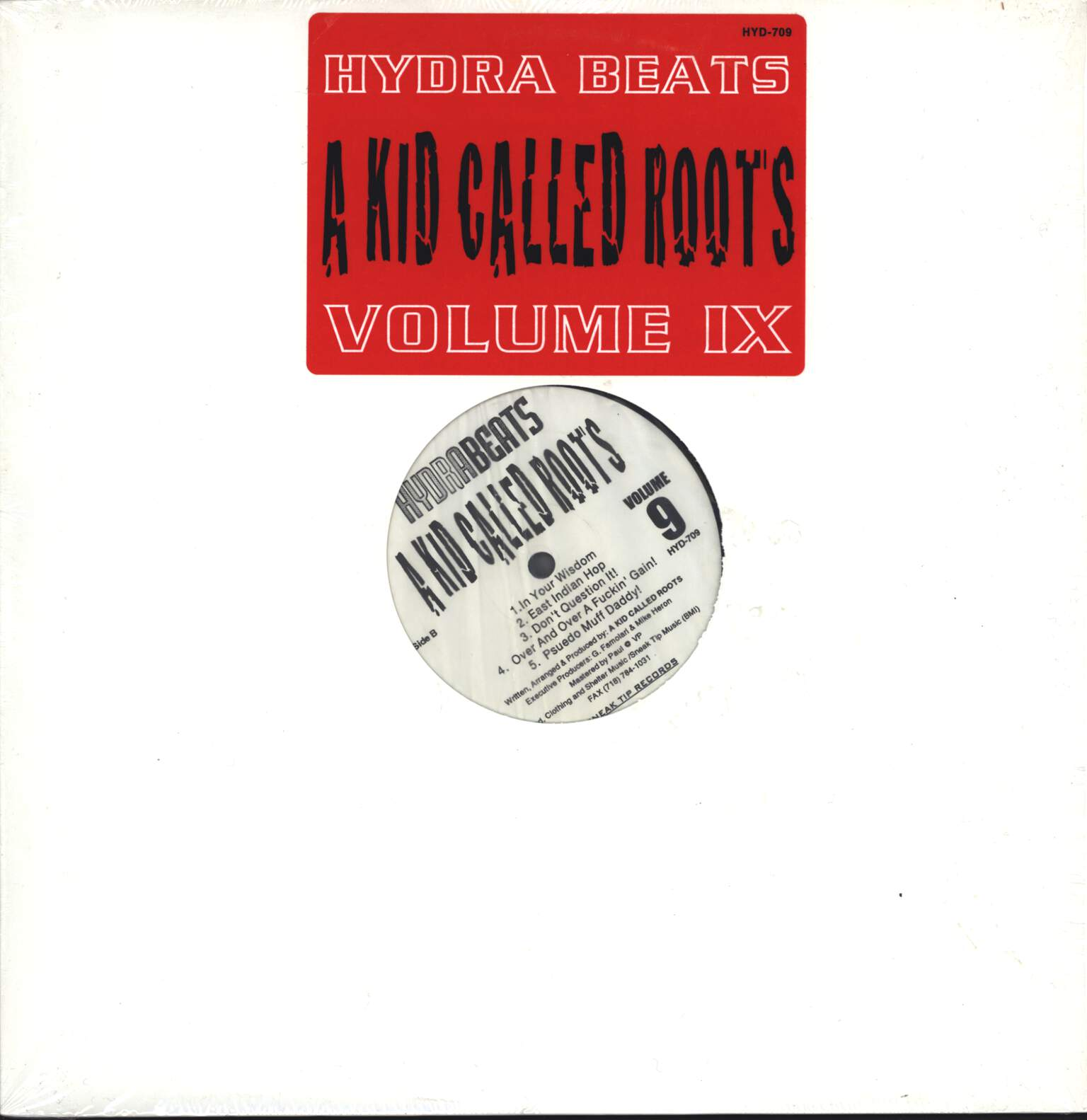 A Kid Called Roots: Hydra Beats Volume 9, LP (Vinyl)