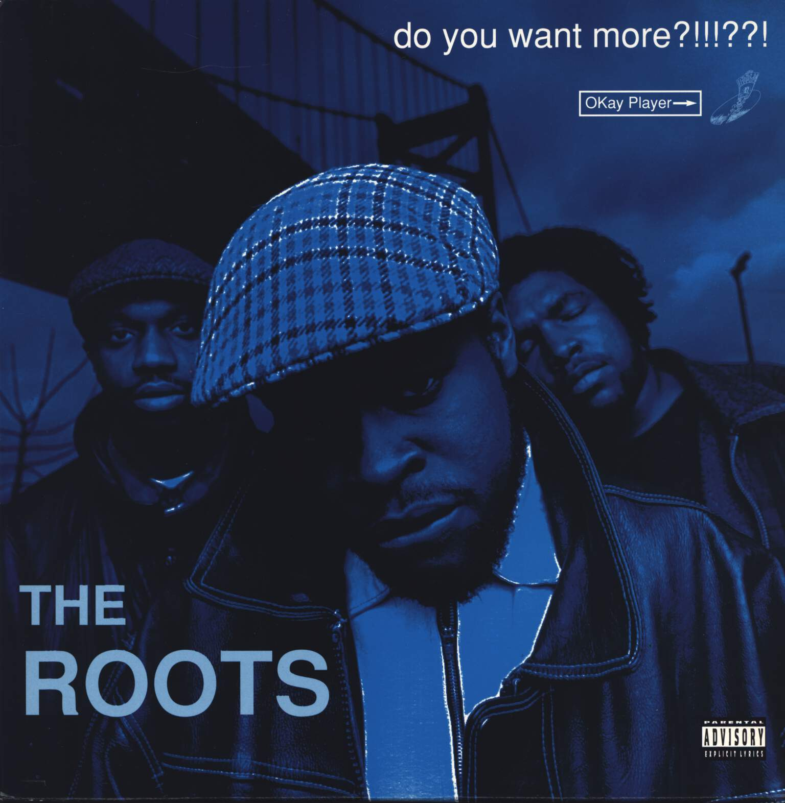 The Roots: Do You Want More?!!!??!, LP (Vinyl)