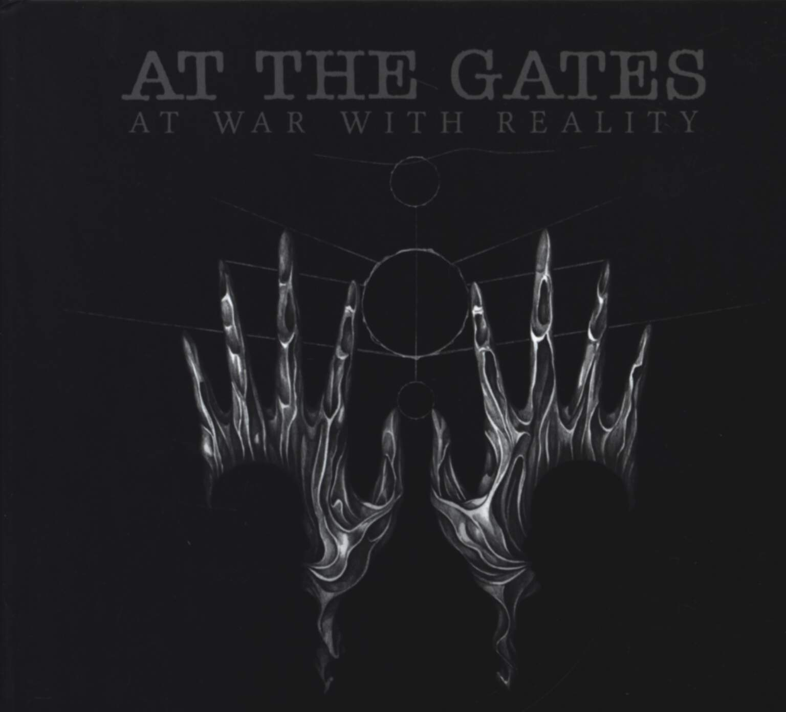 At The Gates: At War With Reality, CD