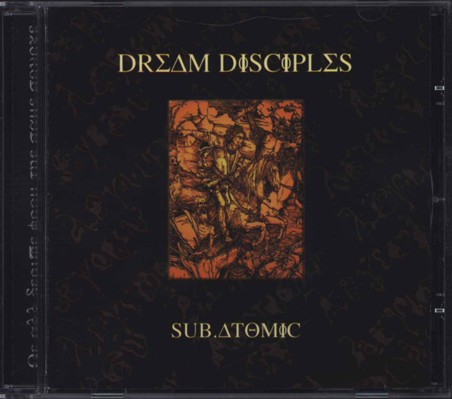 The Dream Disciples: Sub.Atomic, CD