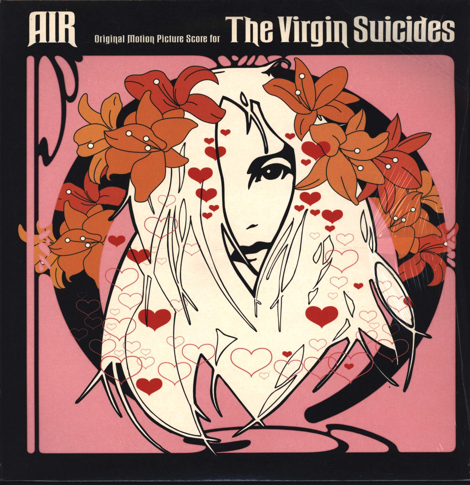 Air: The Virgin Suicides, LP (Vinyl)