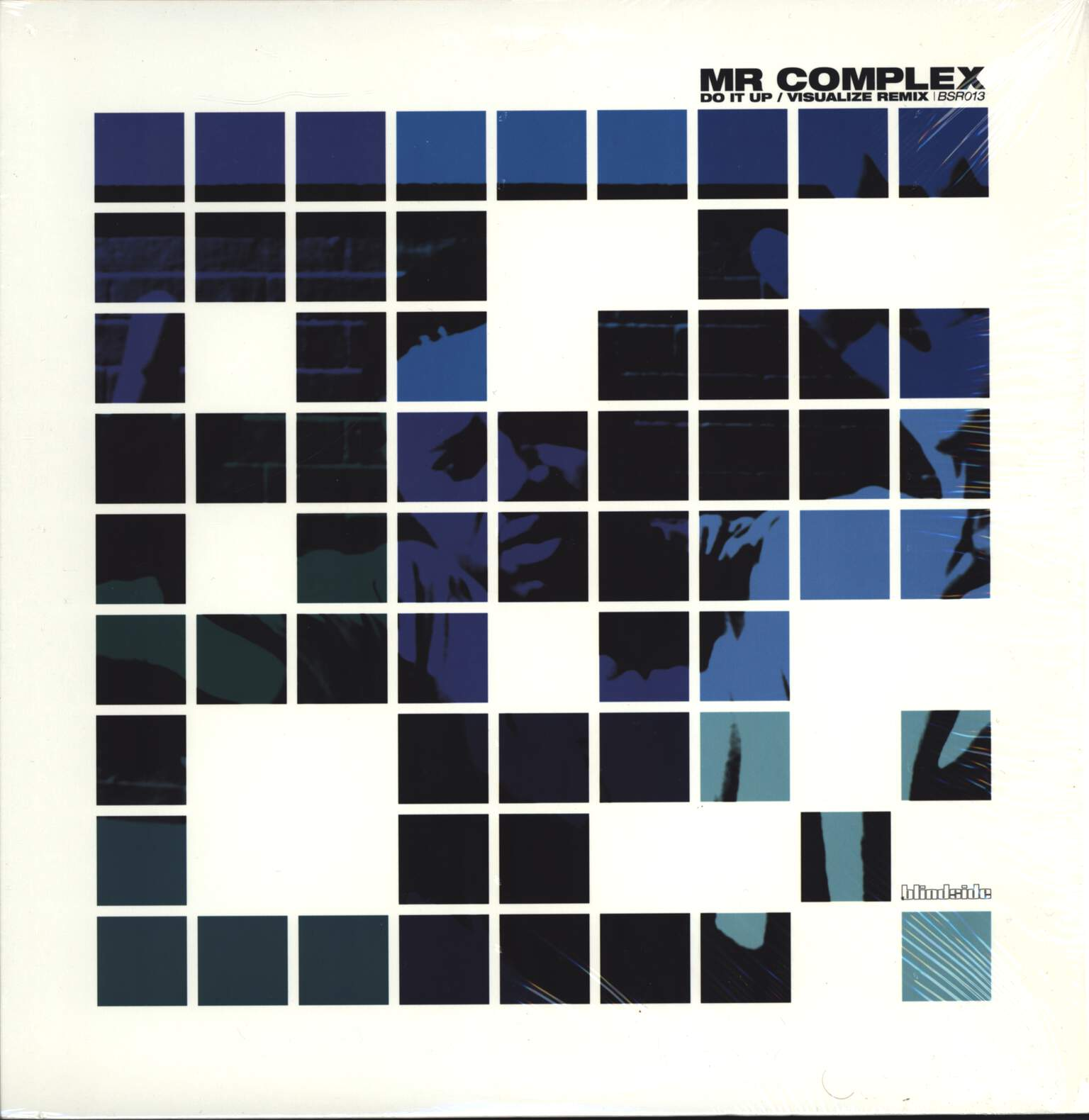 "Mr Complex: Do It Up / Visualize (Remix), 12"" Maxi Single (Vinyl)"