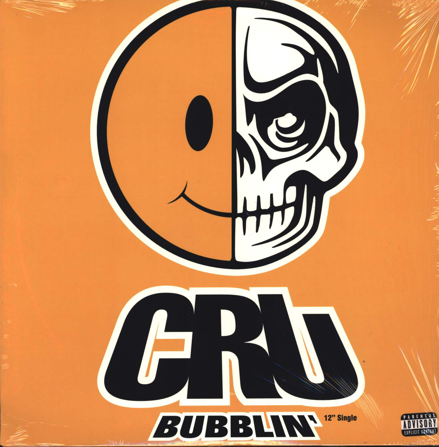 "Cru: Bubblin', 12"" Maxi Single (Vinyl)"