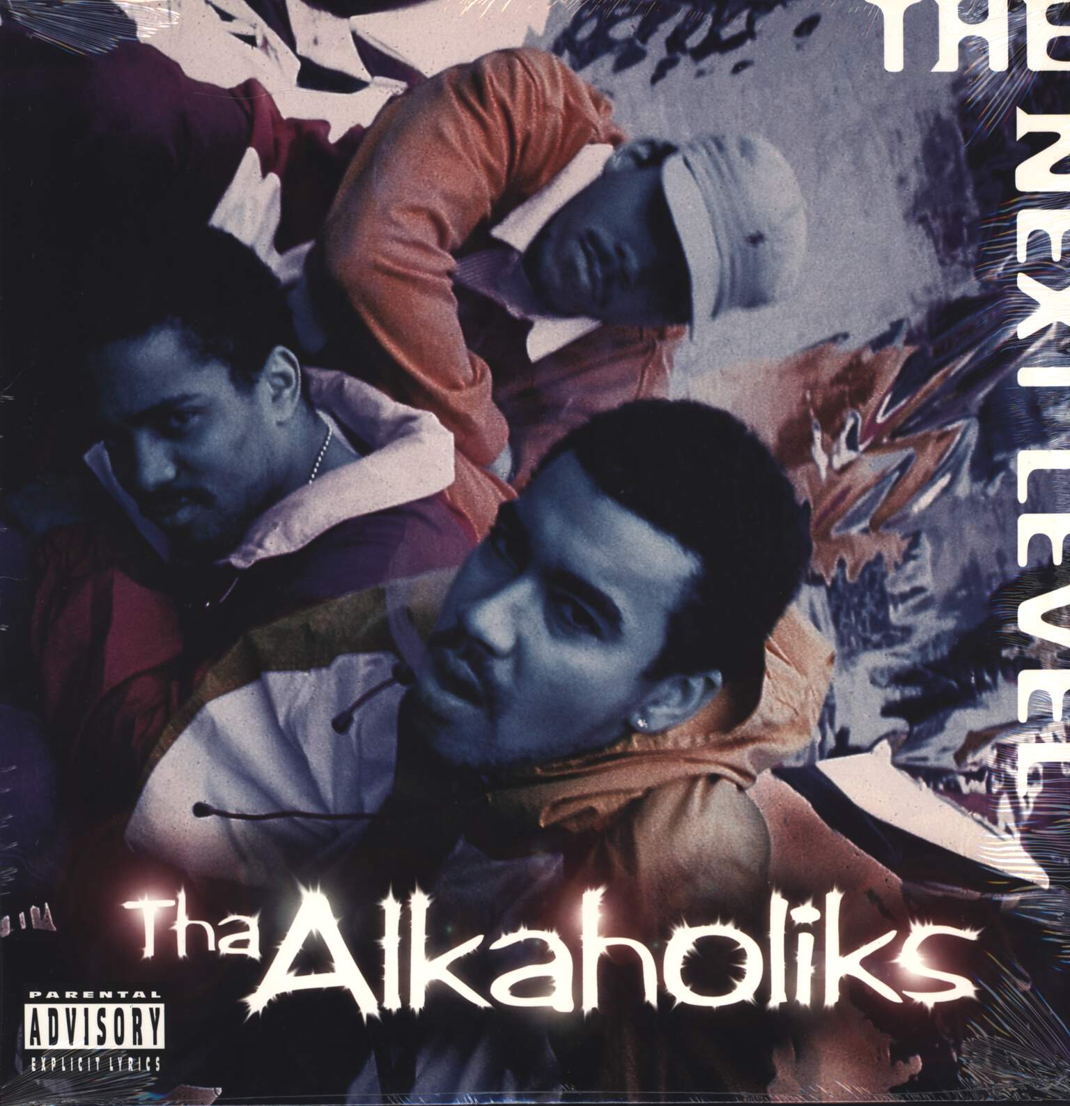 "Tha Alkaholiks: The Next Level, 12"" Maxi Single (Vinyl)"