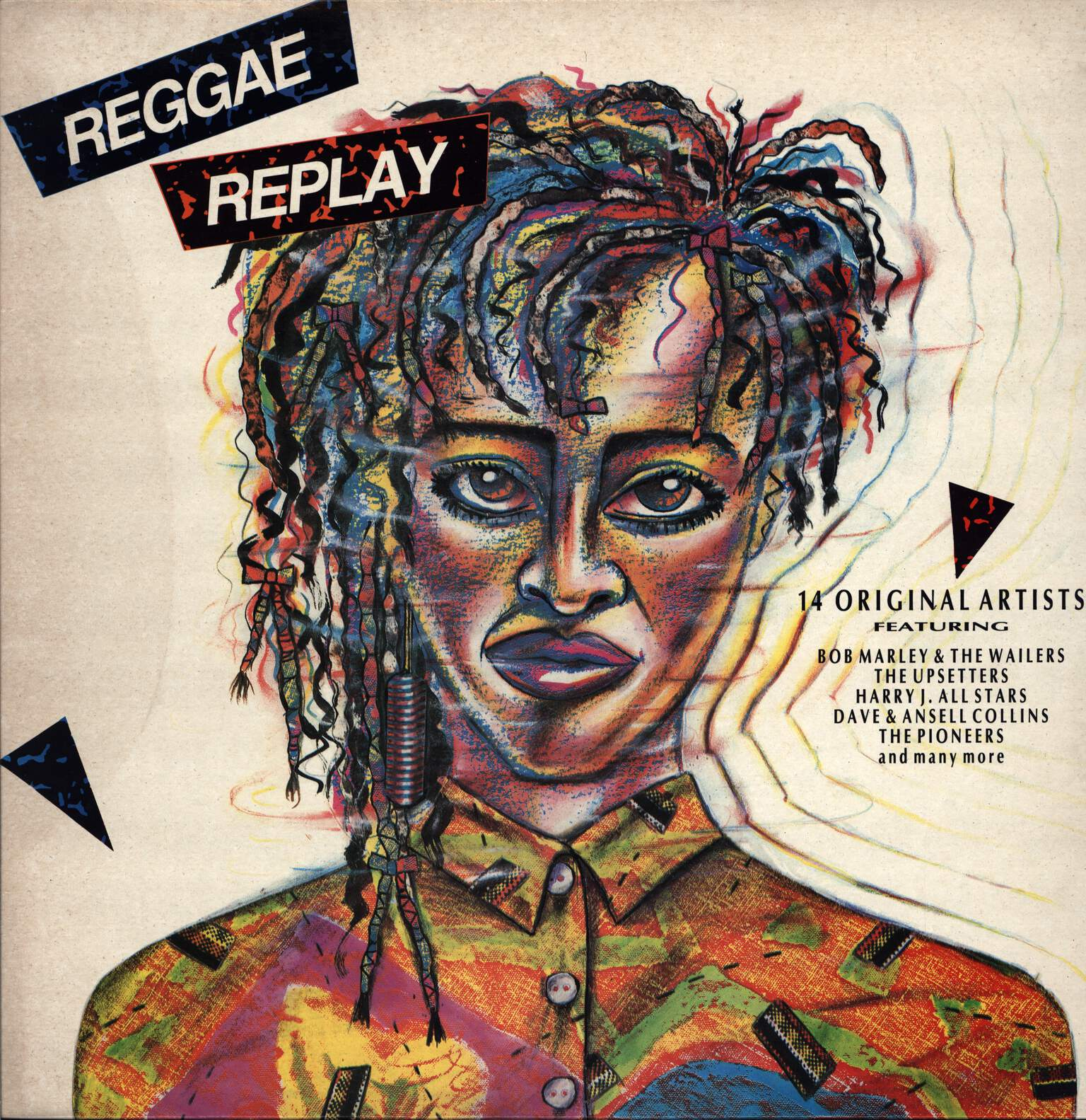 Various: Reggae Replay, LP (Vinyl)