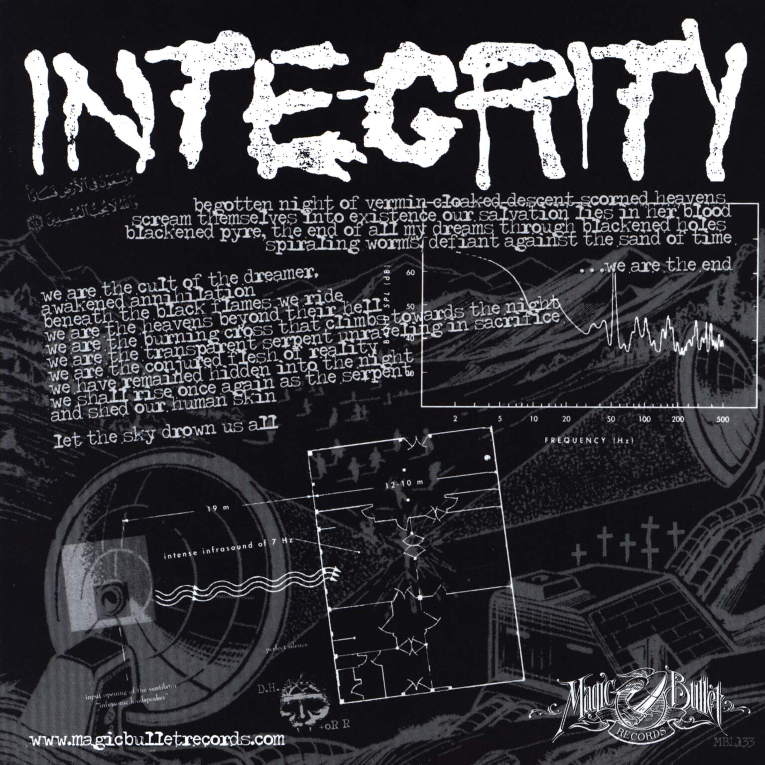 "Integrity: We Are The End, 7"" Single (Vinyl)"