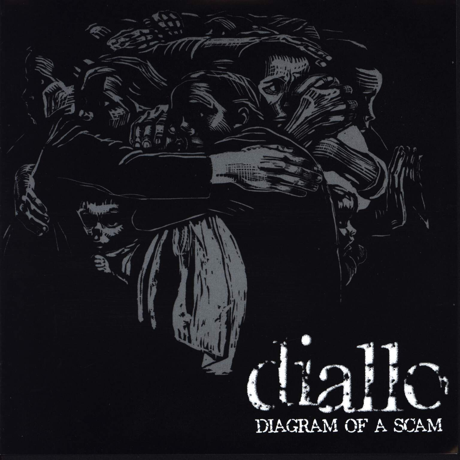 "Diallo: Diagram Of A Scam, 7"" Single (Vinyl)"