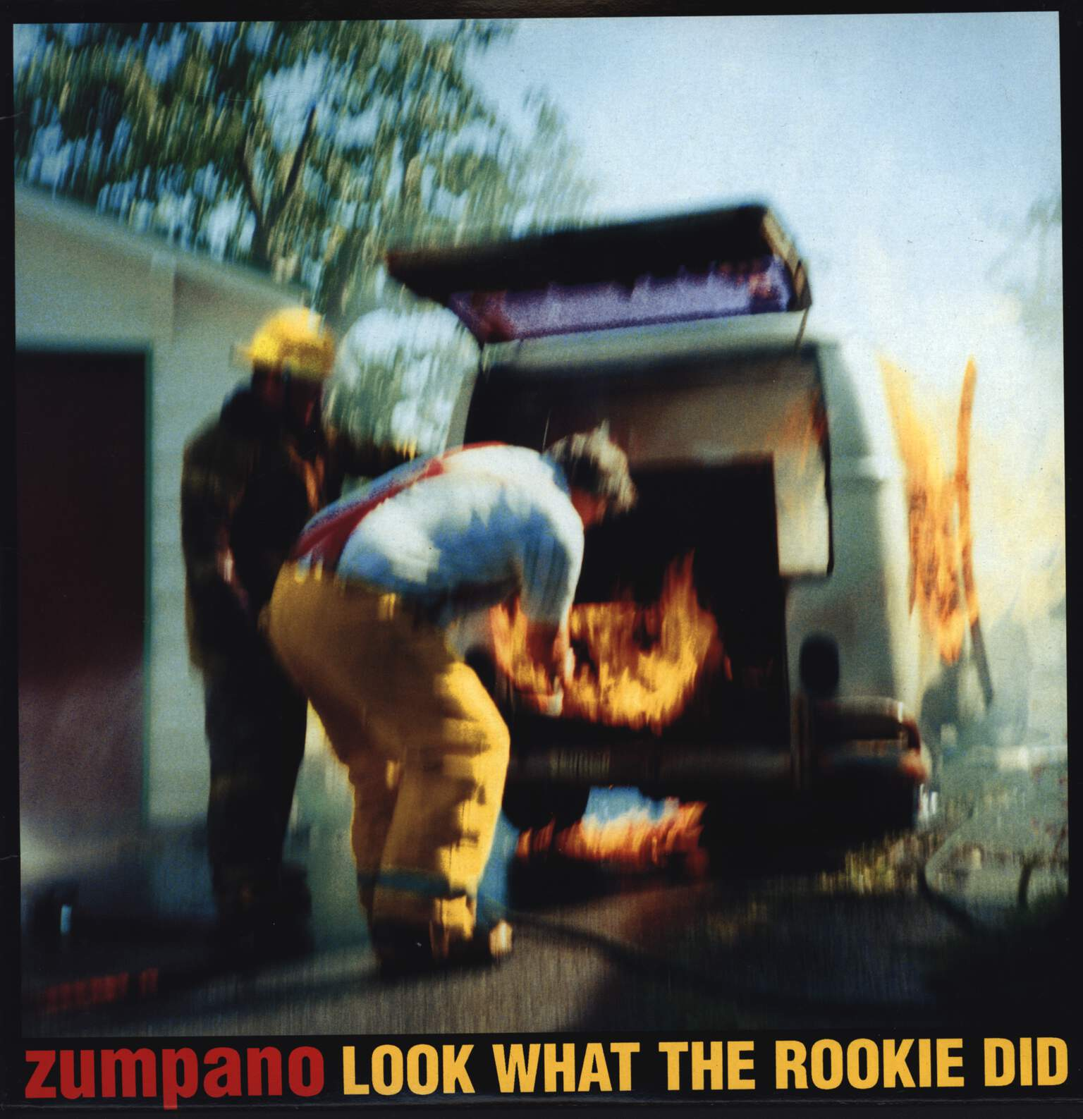 Zumpano: Look What The Rookie Did, LP (Vinyl)