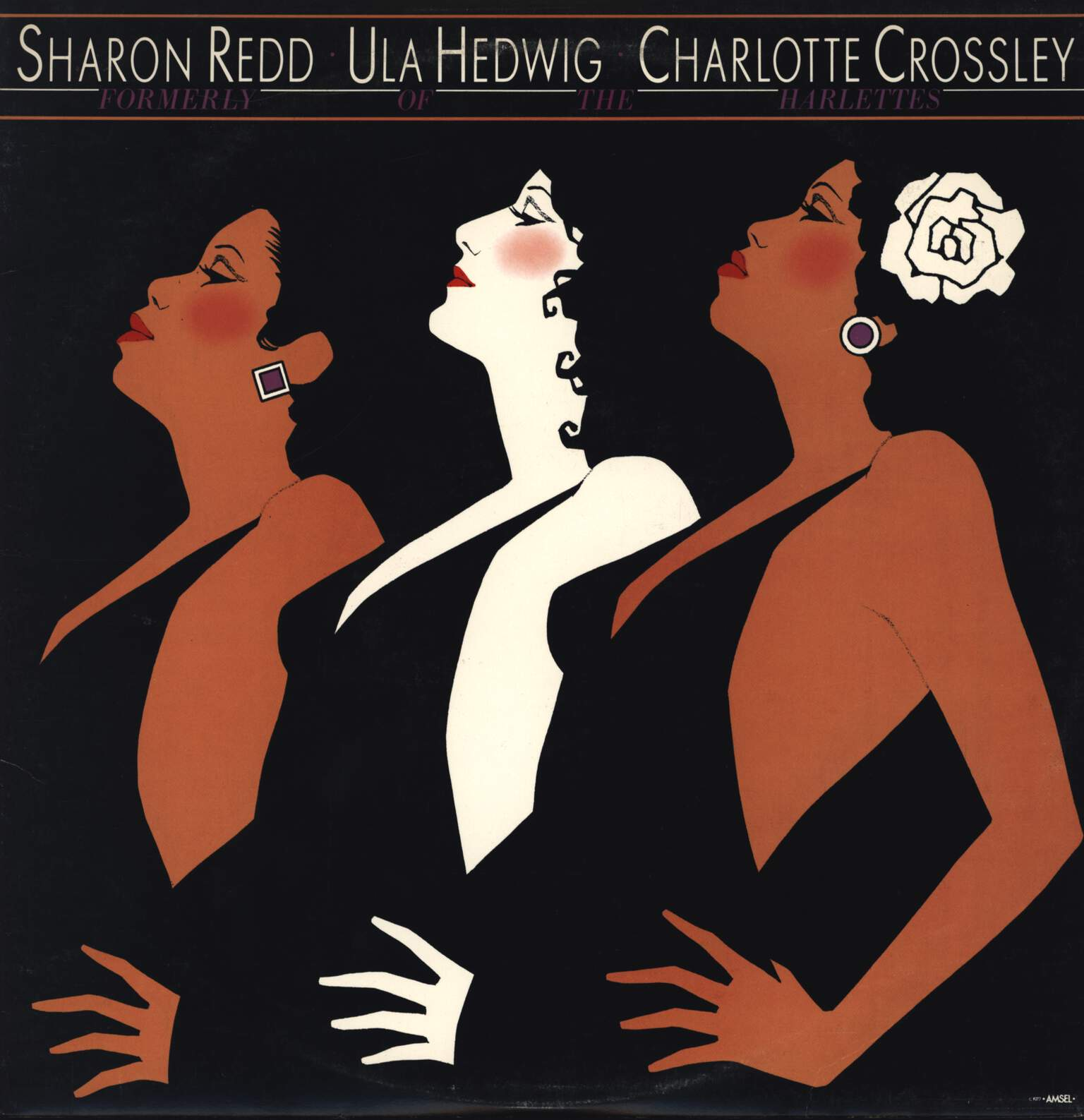 Sharon Redd: Formerly Of The Harlettes, LP (Vinyl)