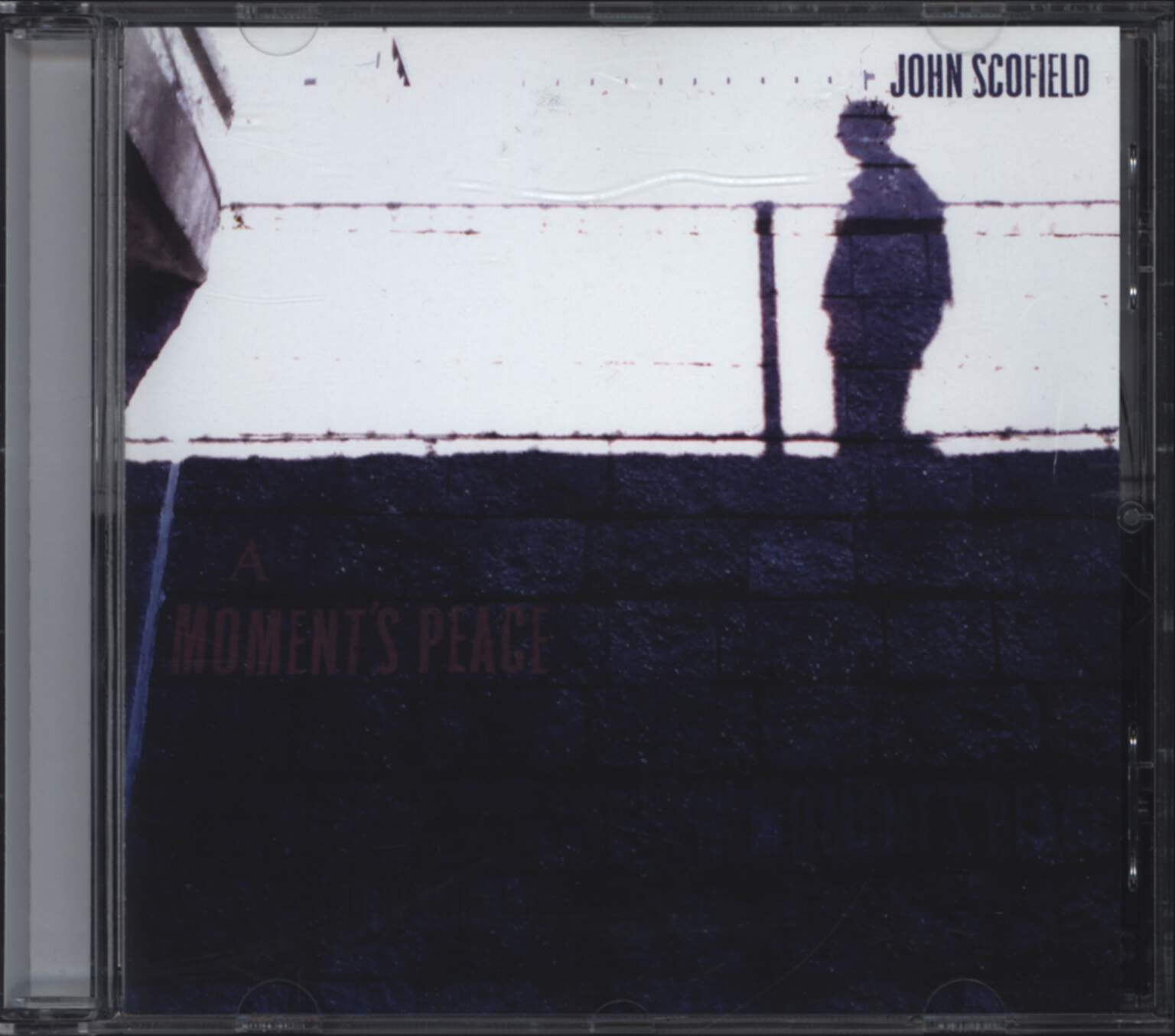 John Scofield: A Moment's Peace, CD