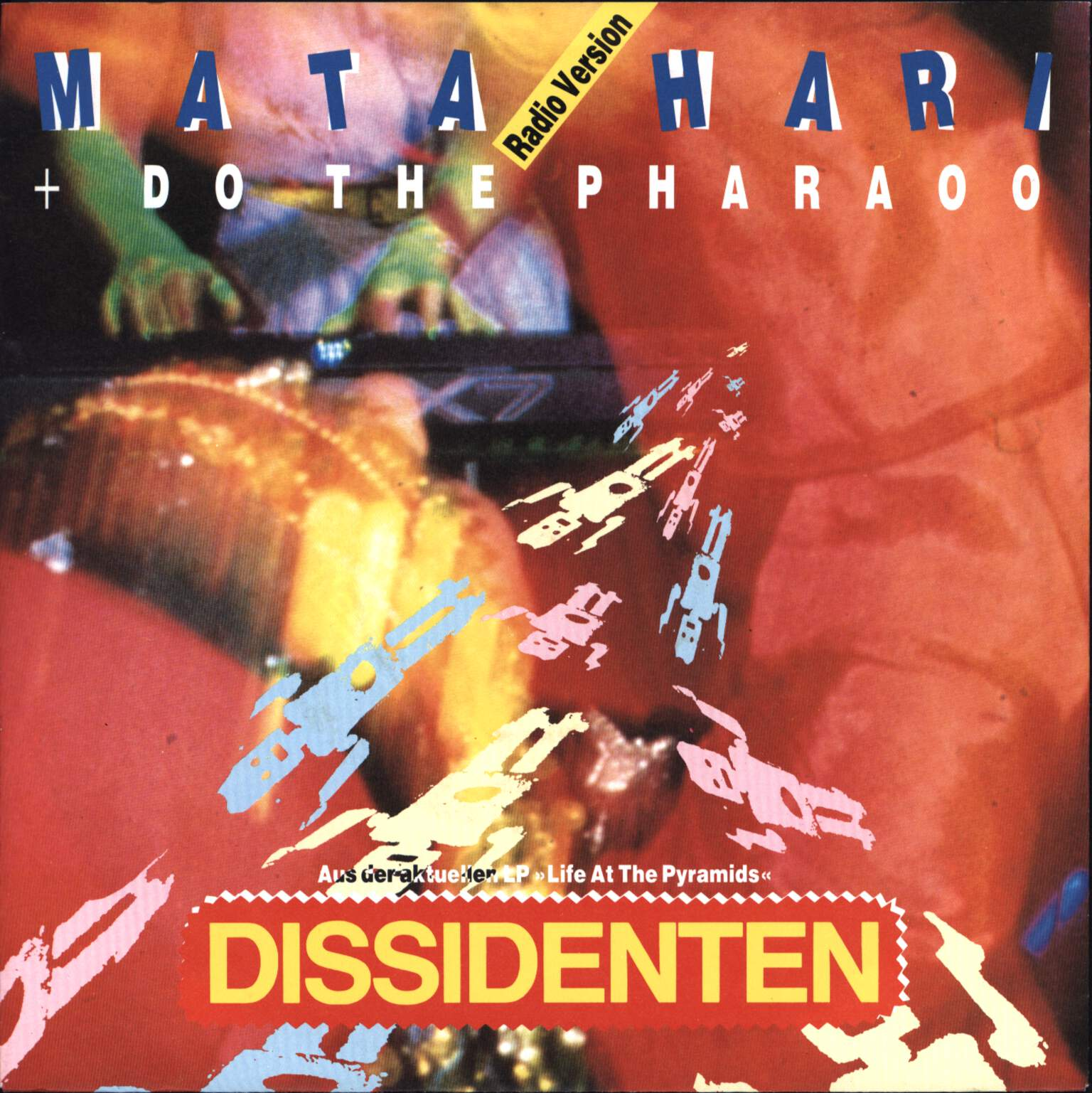 "Dissidenten: Mata Hari, 7"" Single (Vinyl)"