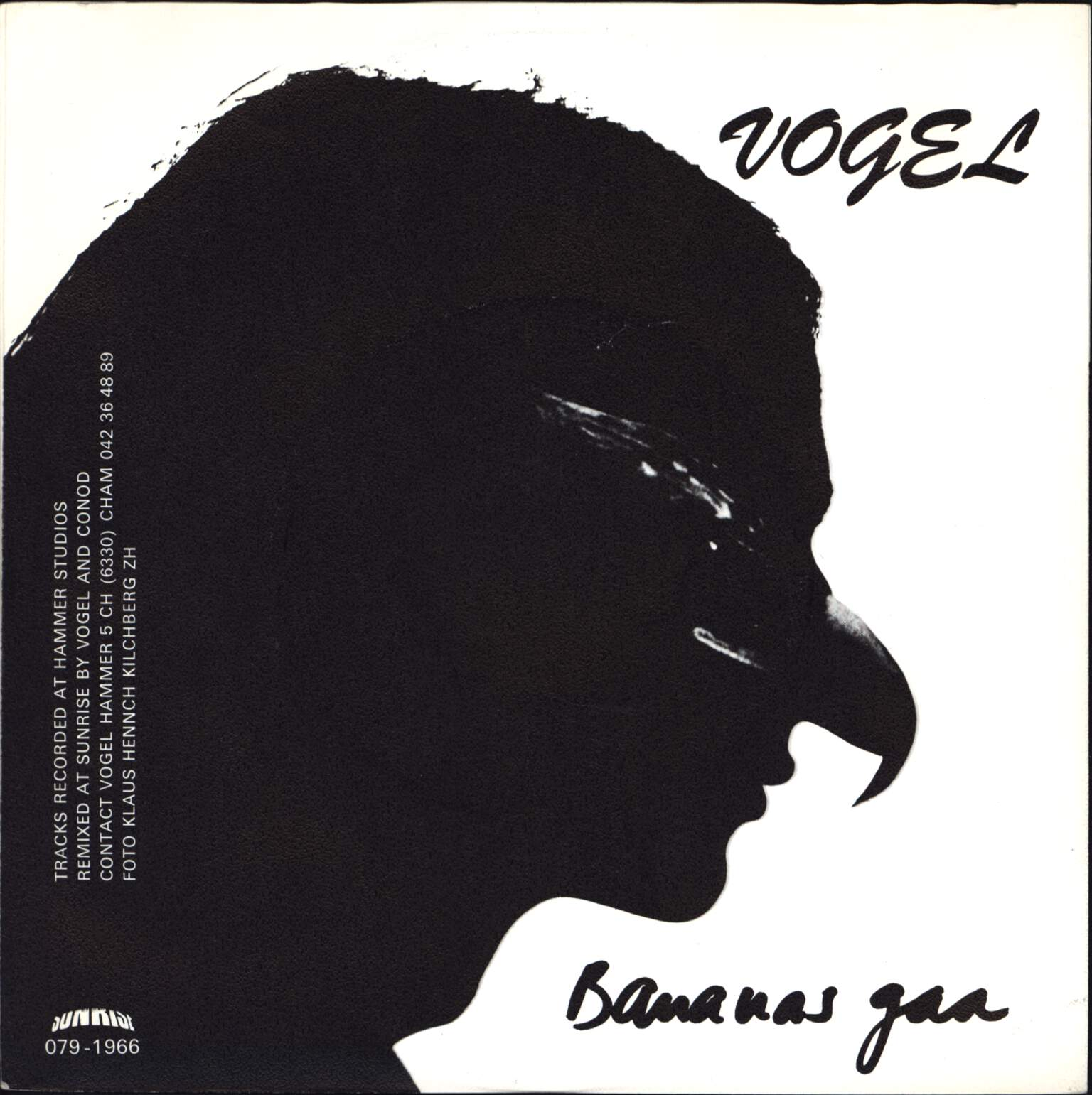 "Robert Vogel: No Nie Mee Allai, 7"" Single (Vinyl)"