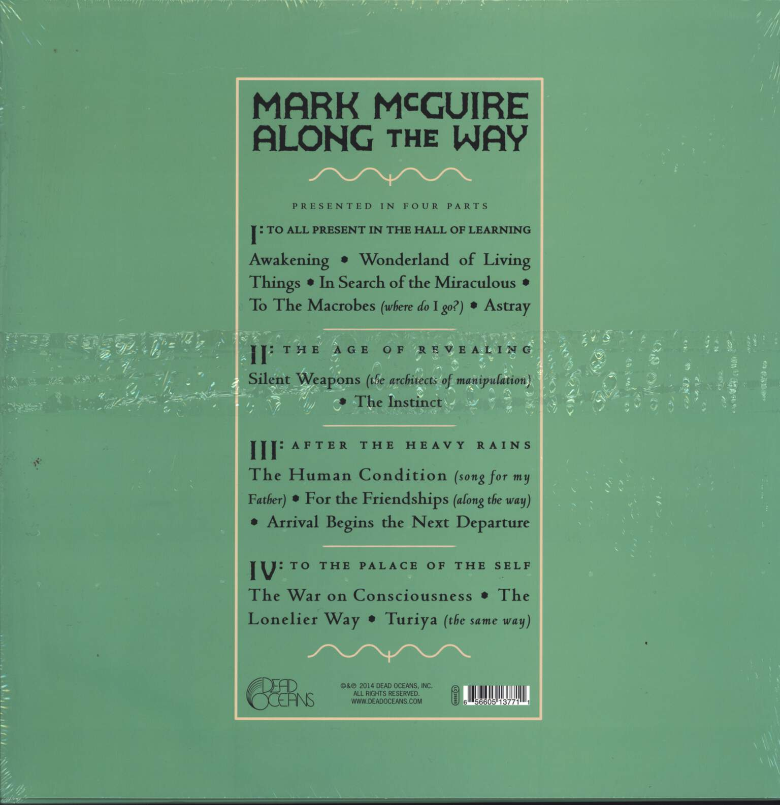 Mark McGuire: Along The Way, LP (Vinyl)