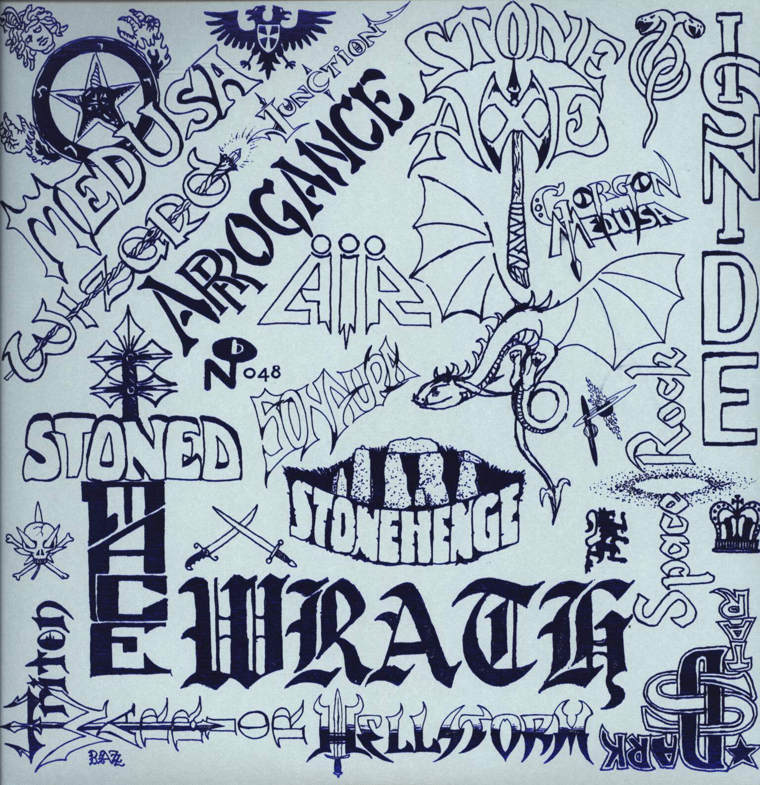 Various: Warfaring Strangers: Darkscorch Canticles, LP (Vinyl)