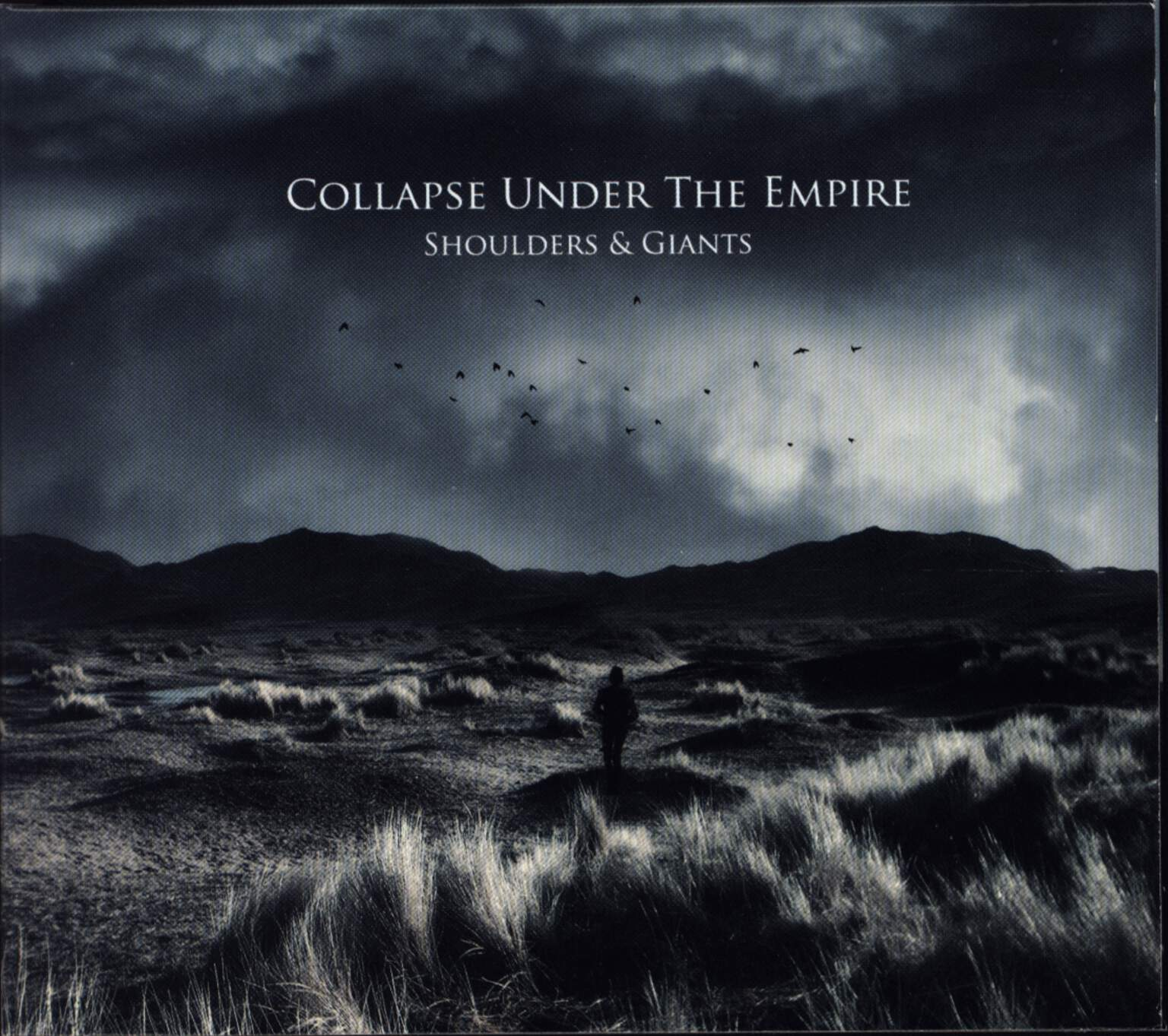 Collapse Under The Empire: Shoulders & Giants, CD