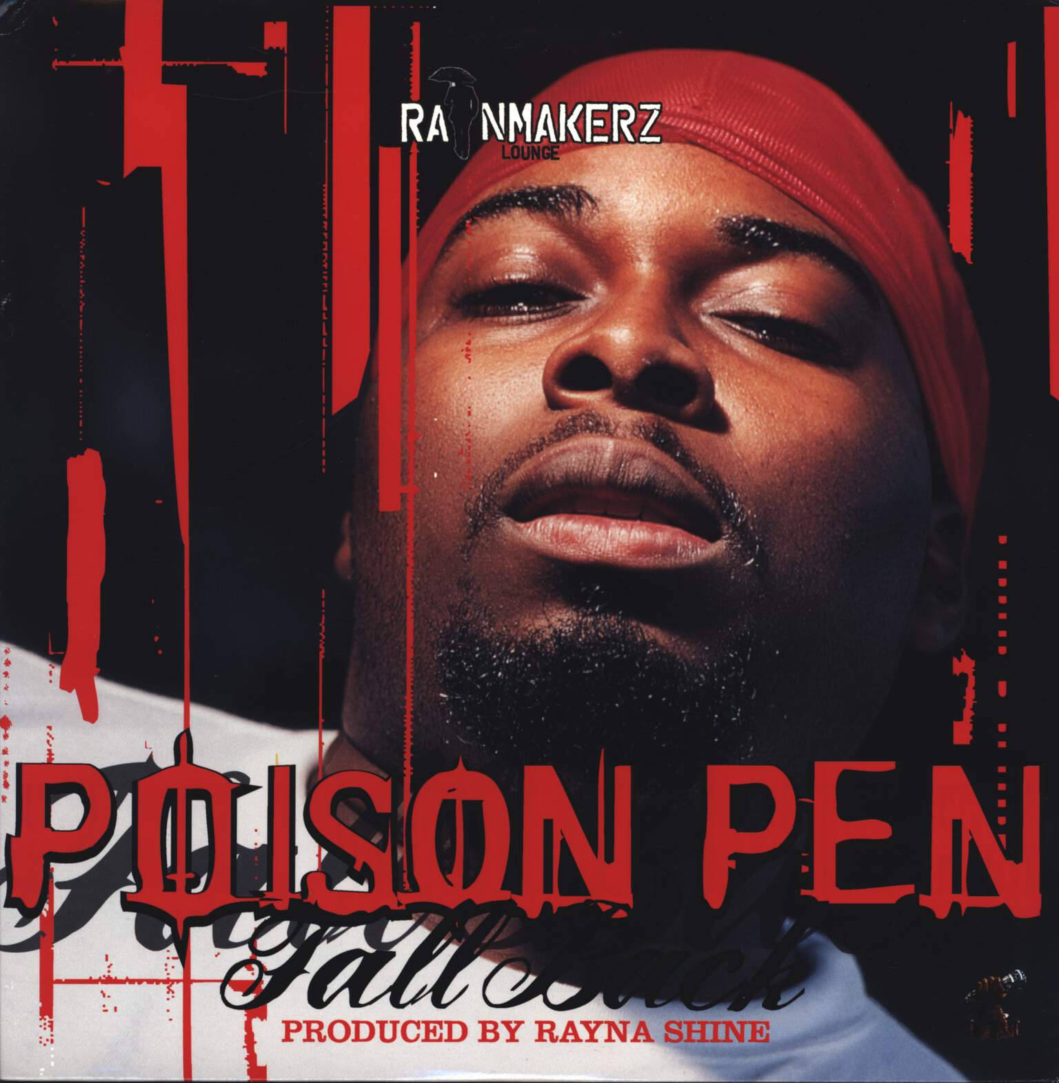 "Poison Pen: Fall Back / Take Off, 12"" Maxi Single (Vinyl)"