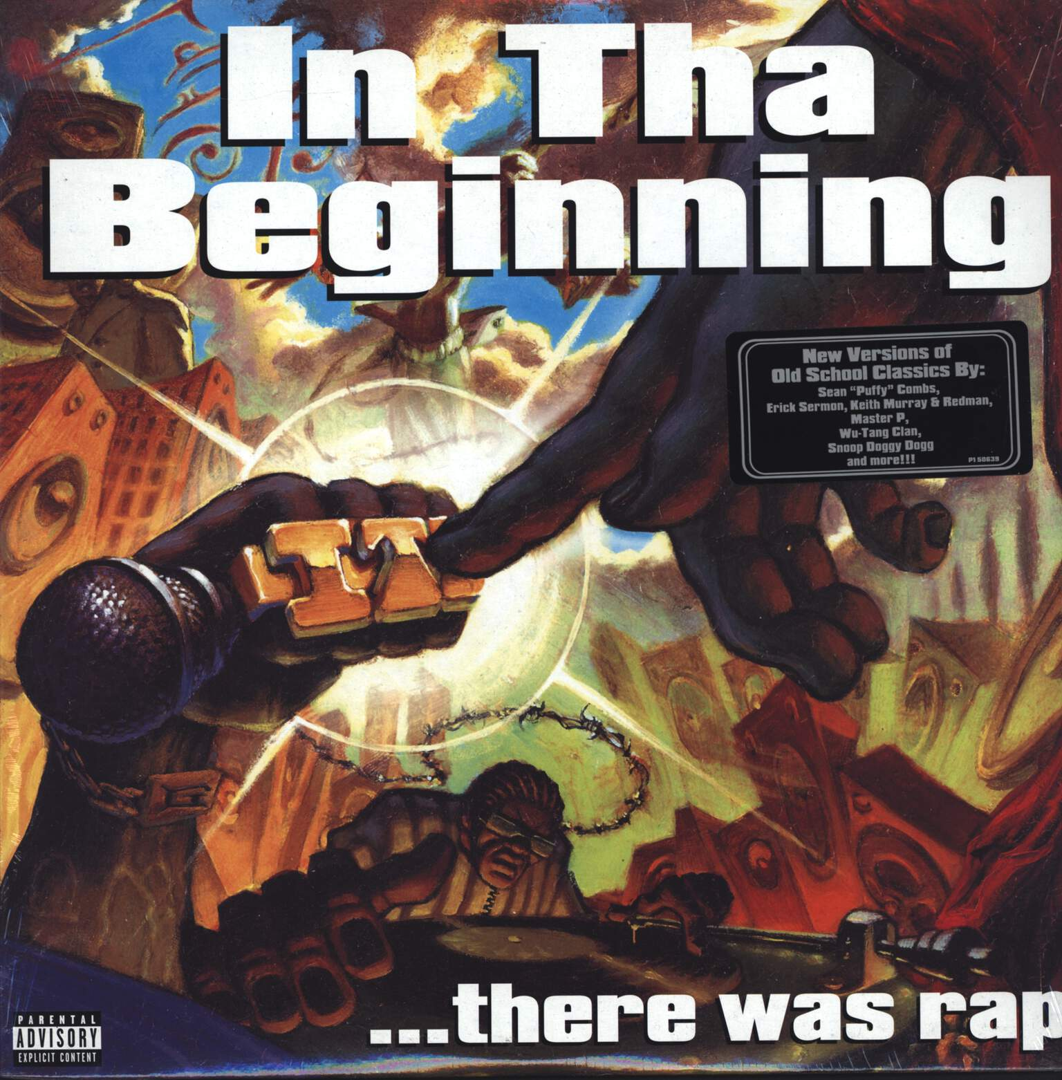 Various: In Tha Beginning...There Was Rap, LP (Vinyl)