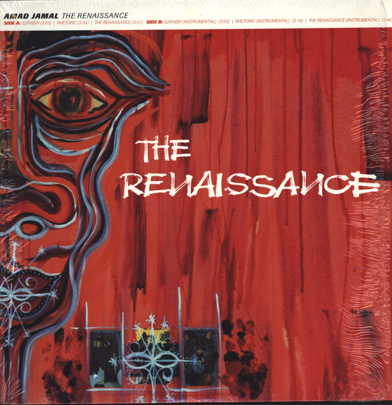 "Amad Jamal: The Renaissance, 12"" Maxi Single (Vinyl)"