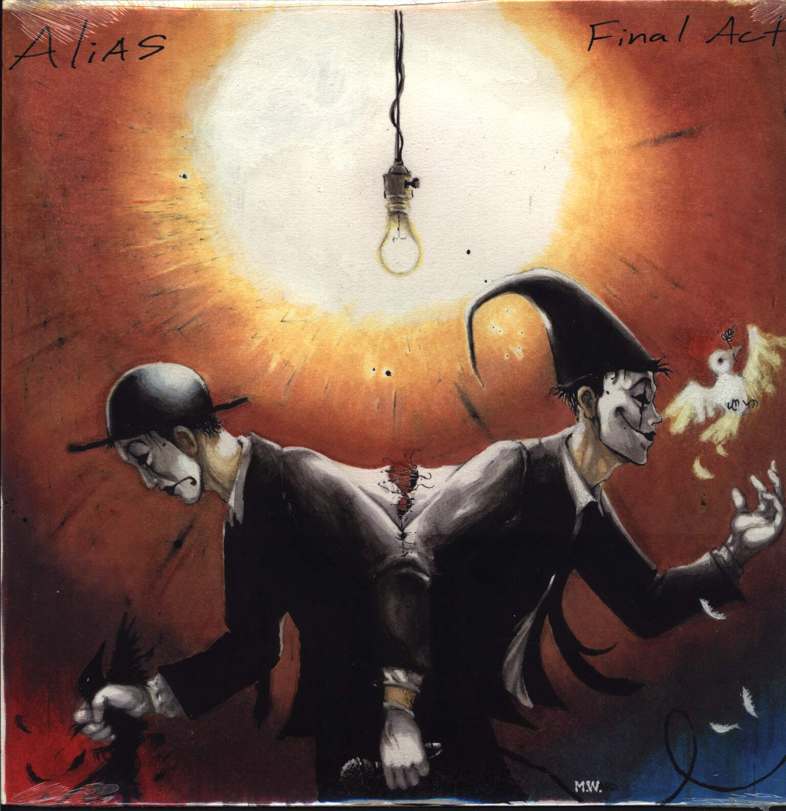 "Alias: Final Act, 12"" Maxi Single (Vinyl)"