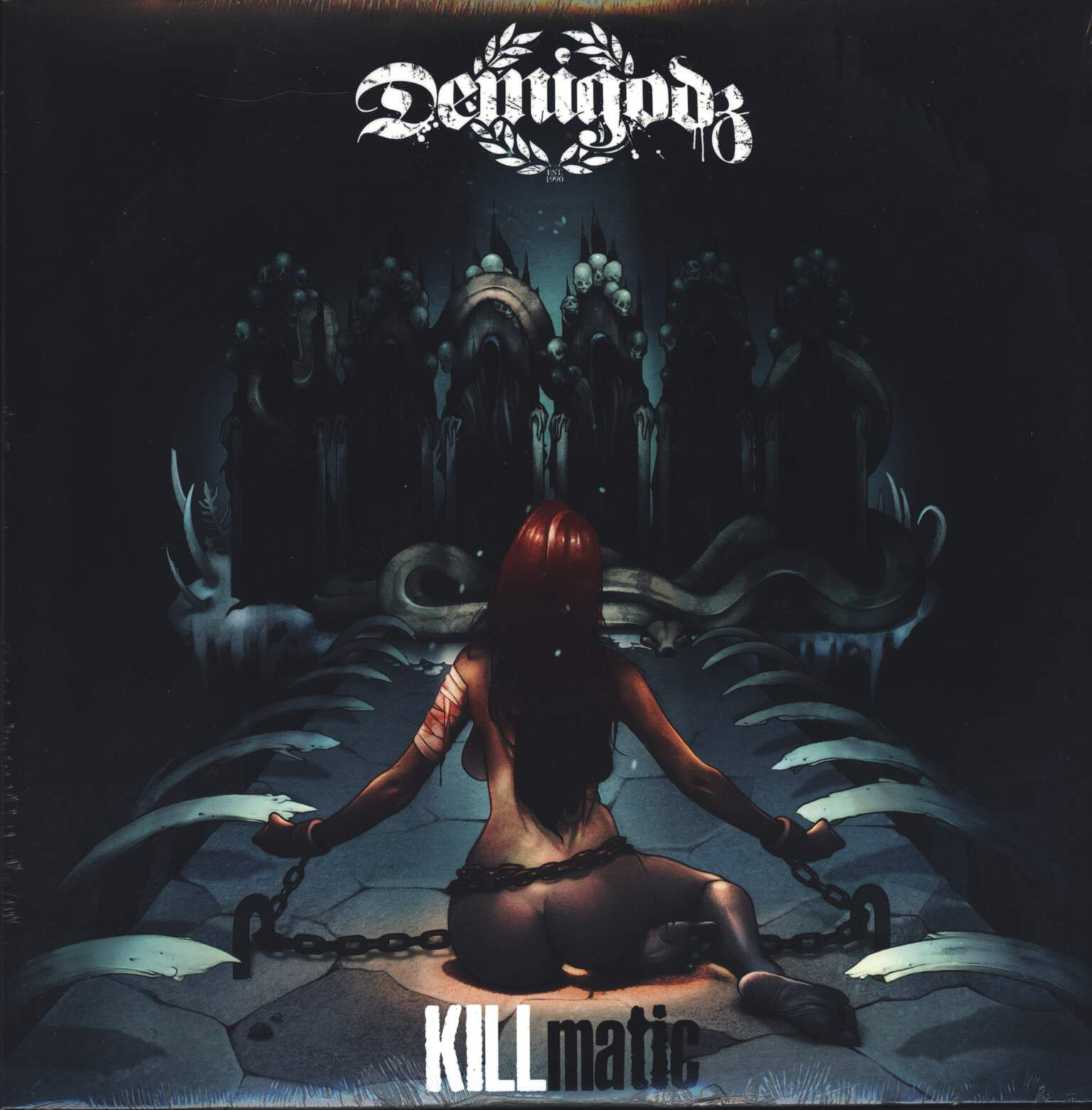 The Demigodz: KILLmatic, LP (Vinyl)