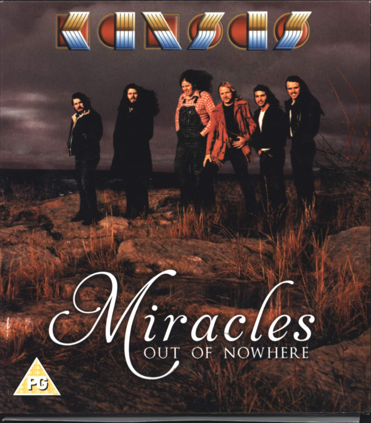 Kansas: Miracles Out Of Nowhere, DVD