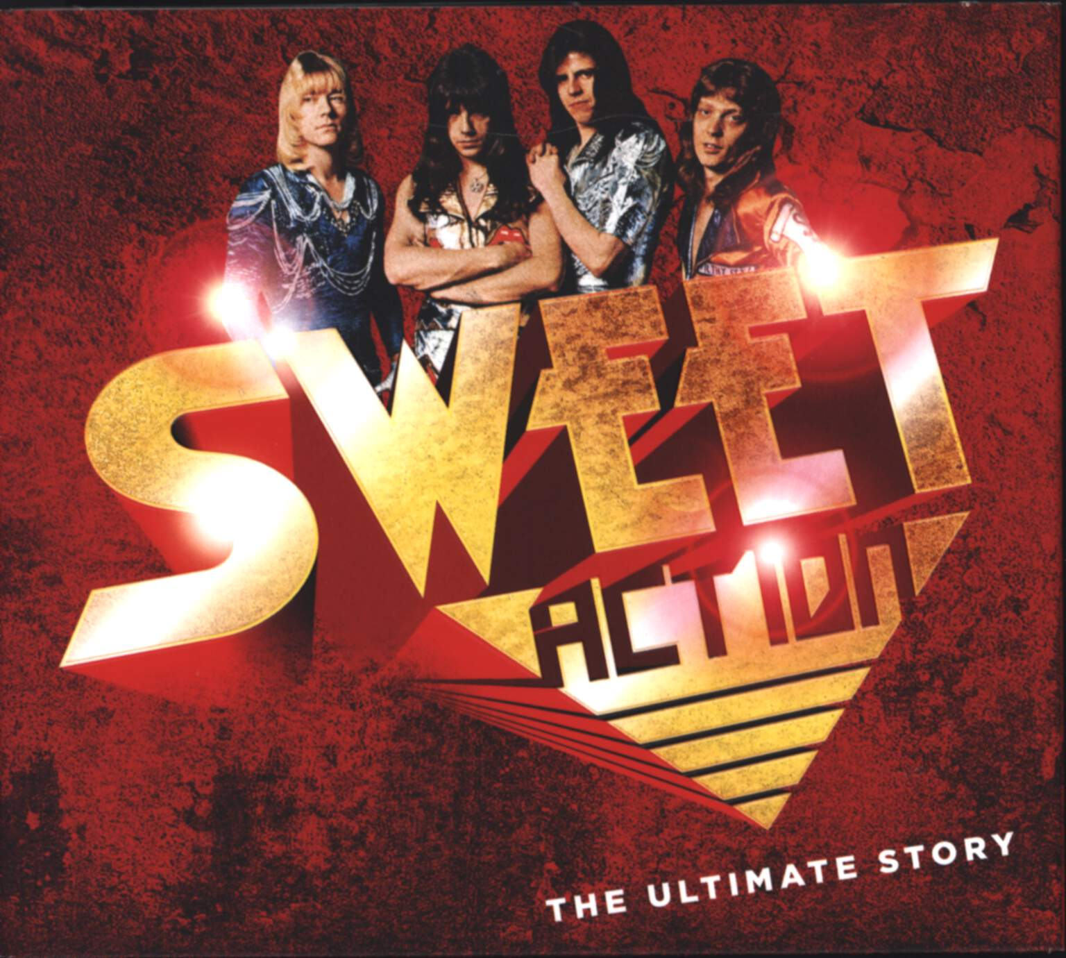 The Sweet: Action (The Ultimate Story), CD