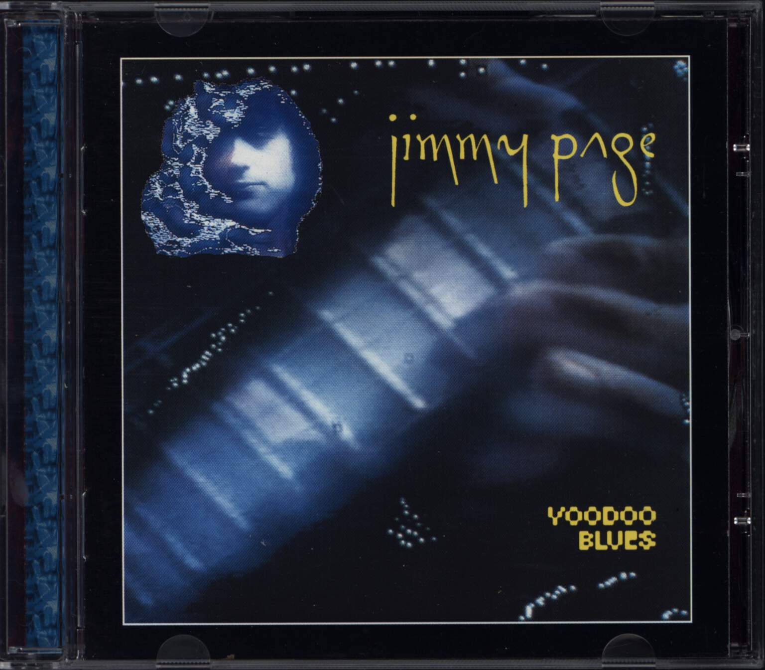 Jimmy Page: Voodoo Blues, CD