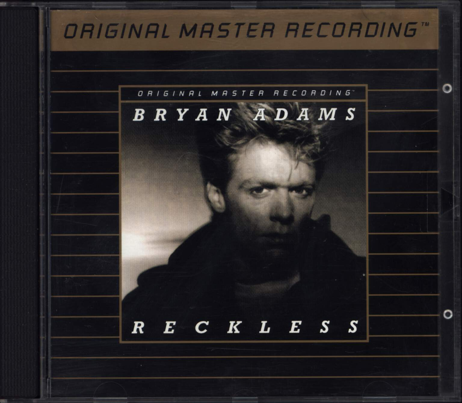 Bryan Adams: Reckless, CD