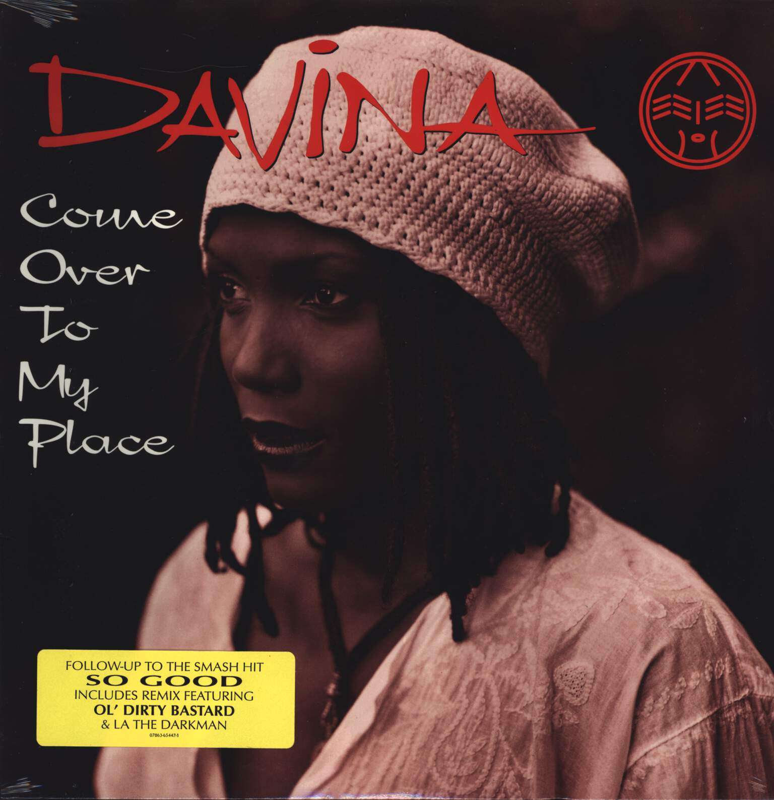 "Davina: Come Over To My Place, 12"" Maxi Single (Vinyl)"