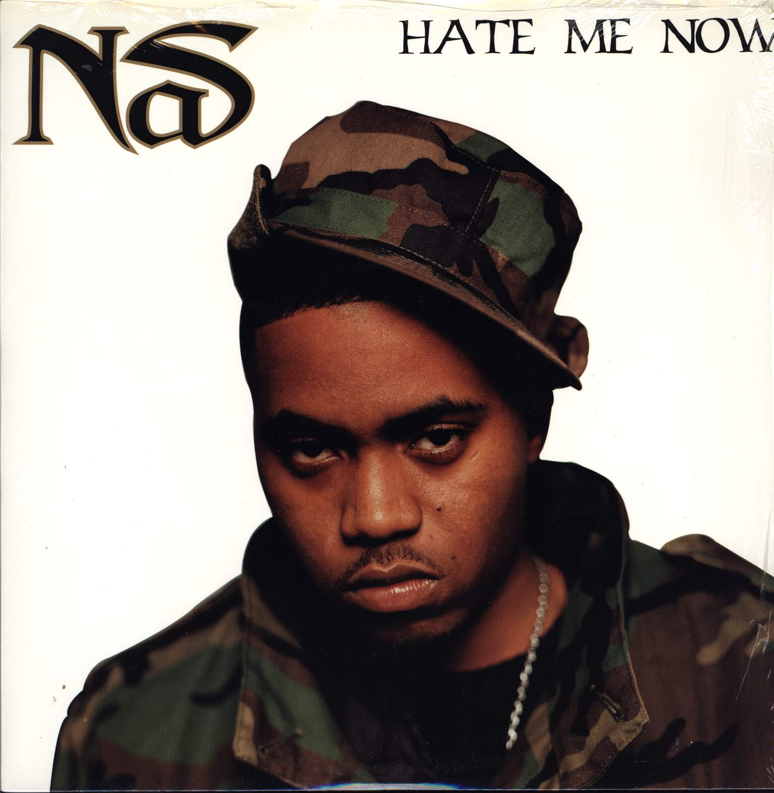 "Nas: Hate Me Now, 12"" Maxi Single (Vinyl)"