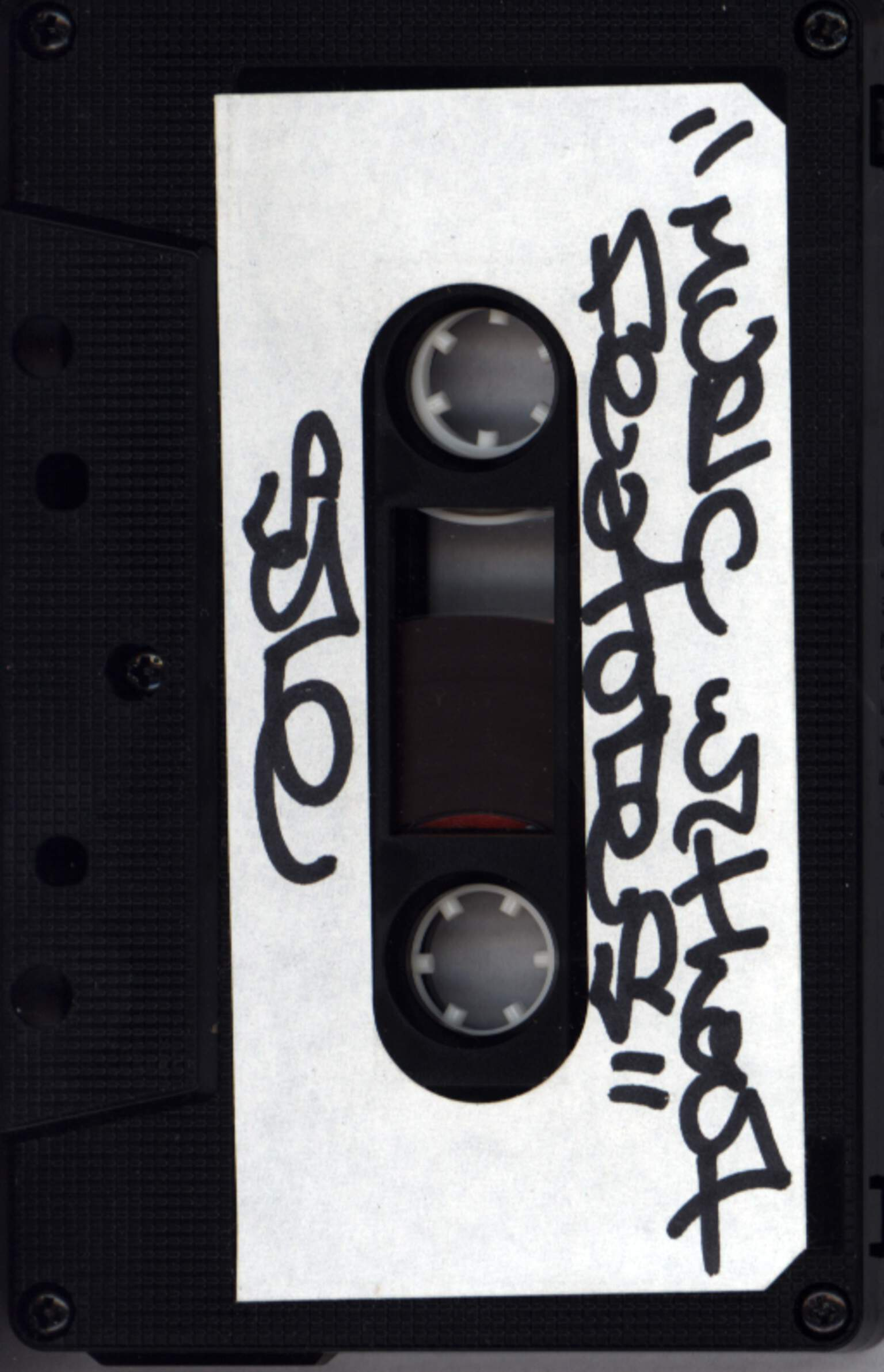 Sole: Music Without A Face, Compact Cassette