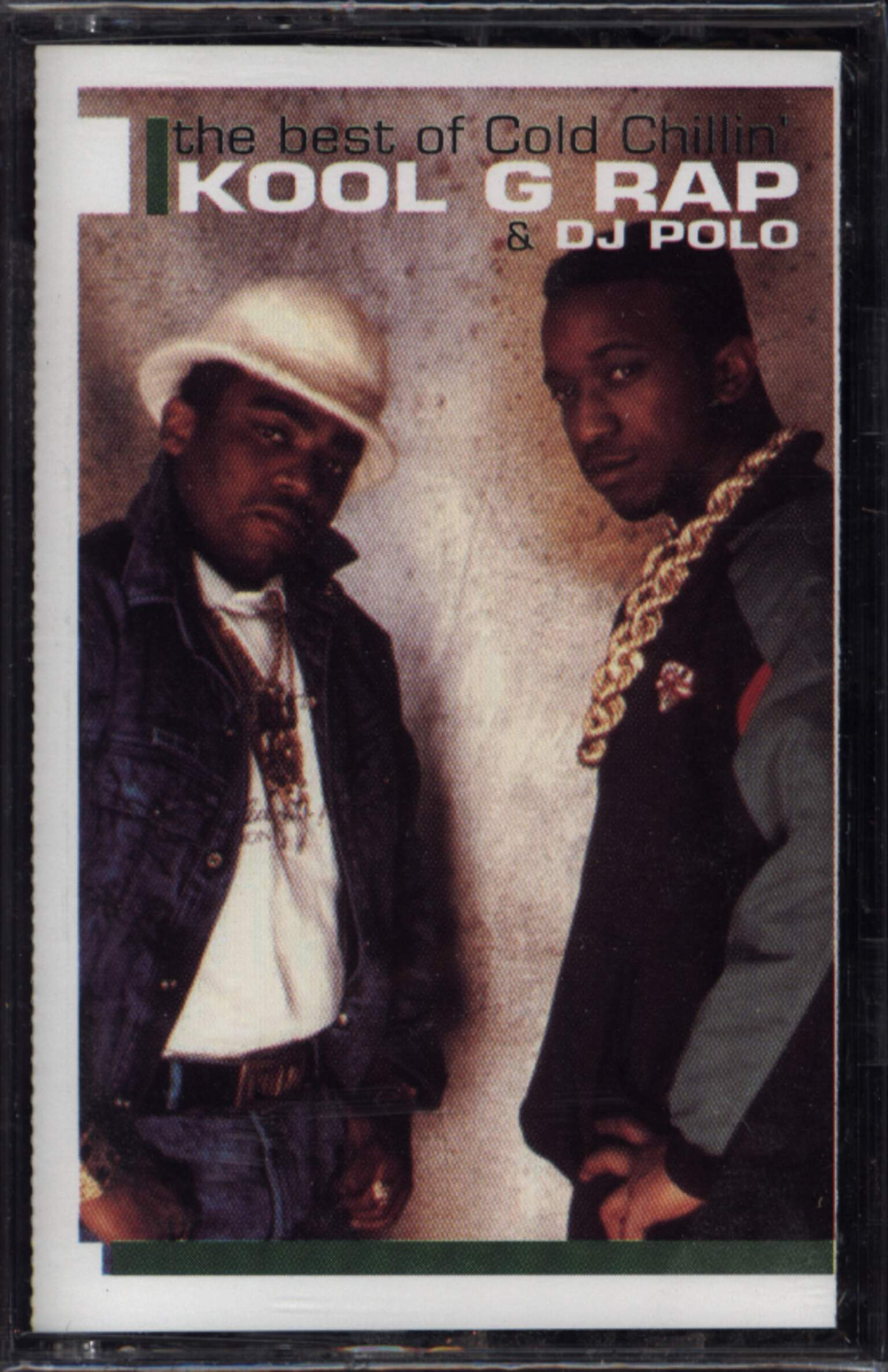 Kool G Rap & D.J. Polo: The Best Of Cold Chillin', Compact Cassette