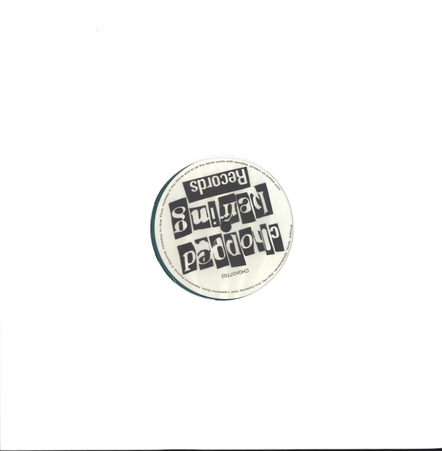 "Ghettolandz: Ghetto Conspiracy Vol. 3 [1995-1997] EP, 12"" Maxi Single (Vinyl)"