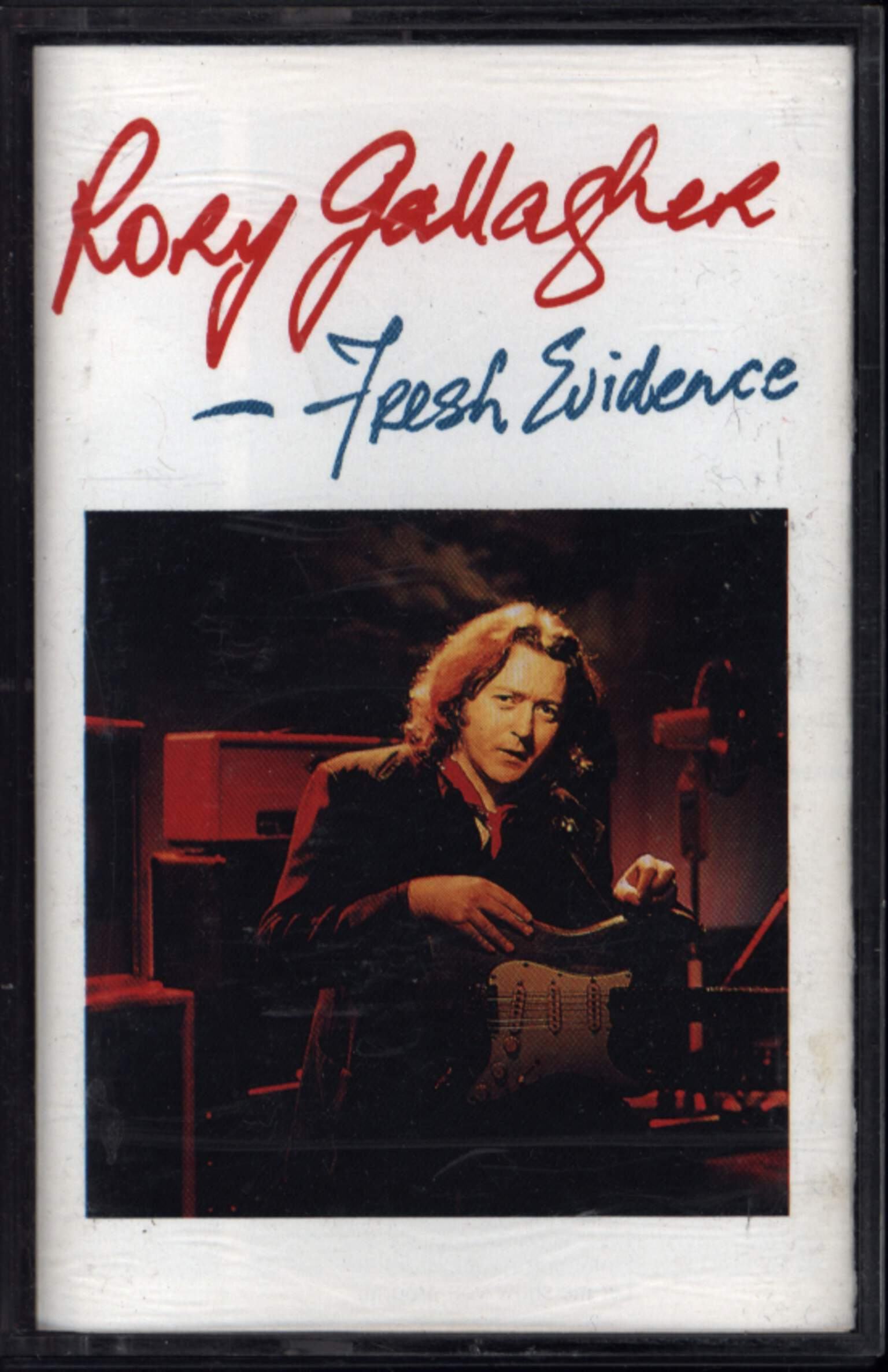 Rory Gallagher: Fresh Evidence, Compact Cassette