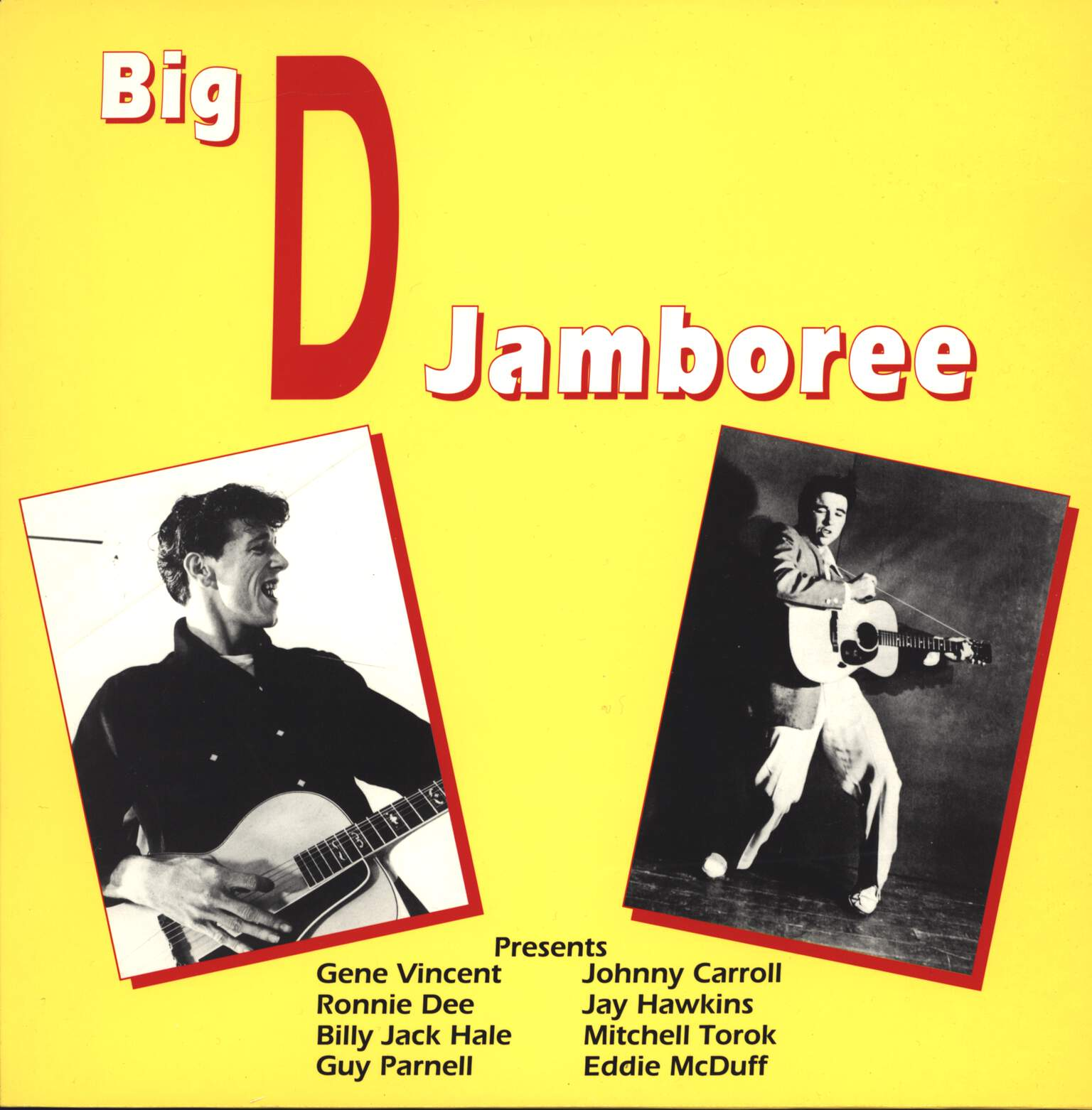 Various: Big D Jamboree, LP (Vinyl)