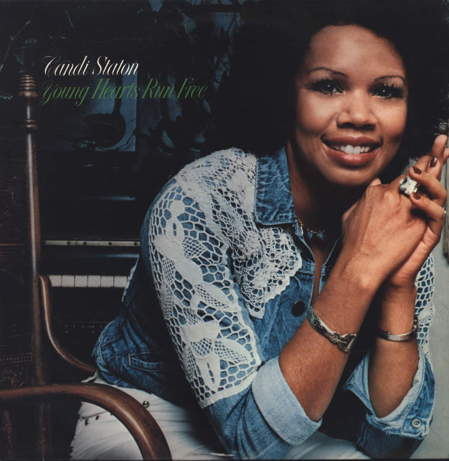 Candi Staton: Young Hearts Run Free, LP (Vinyl)