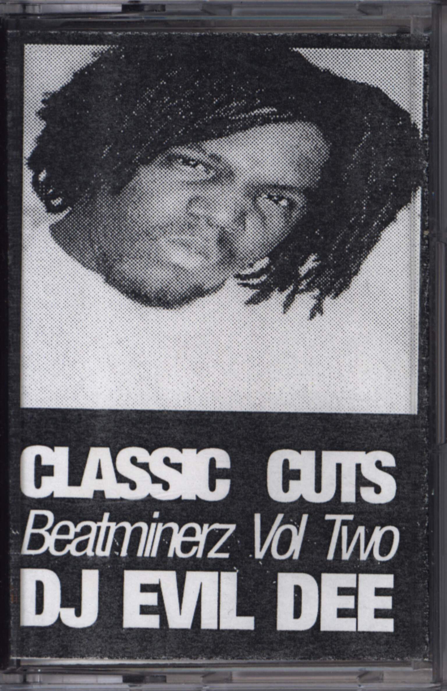 Evil Dee: Beatminerz Vol. Two, Compact Cassette