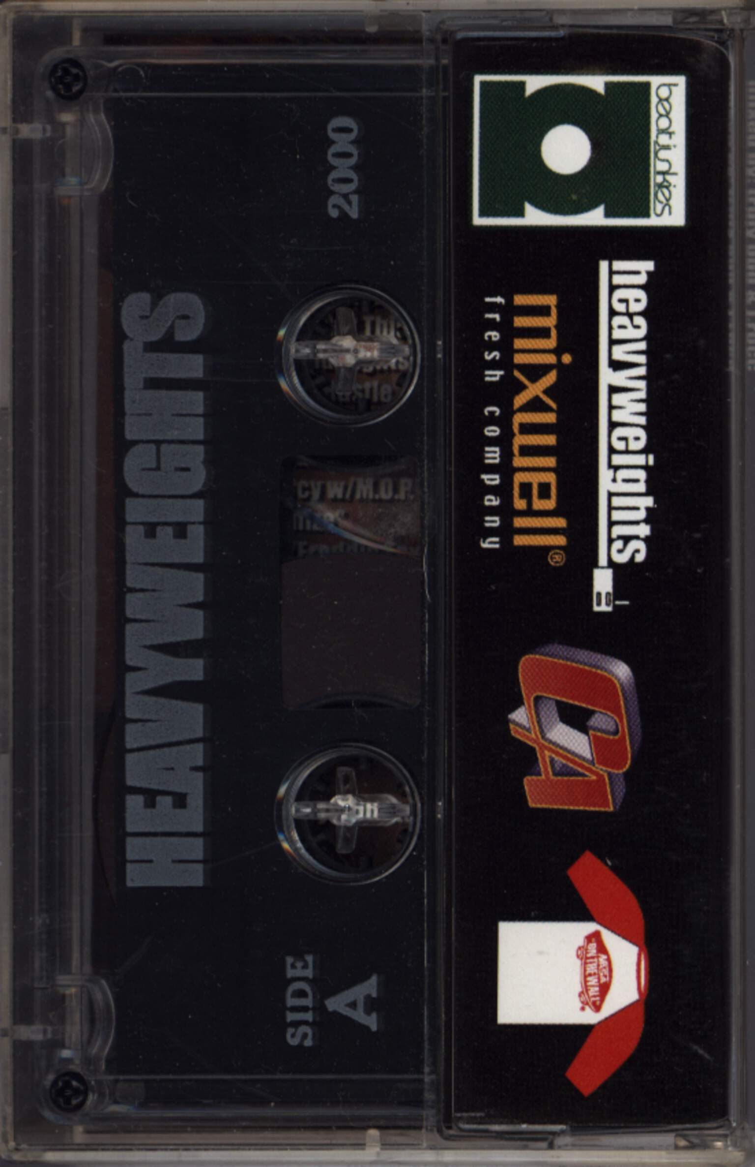 Truly Odd: Heavyweights Volume 1, Compact Cassette