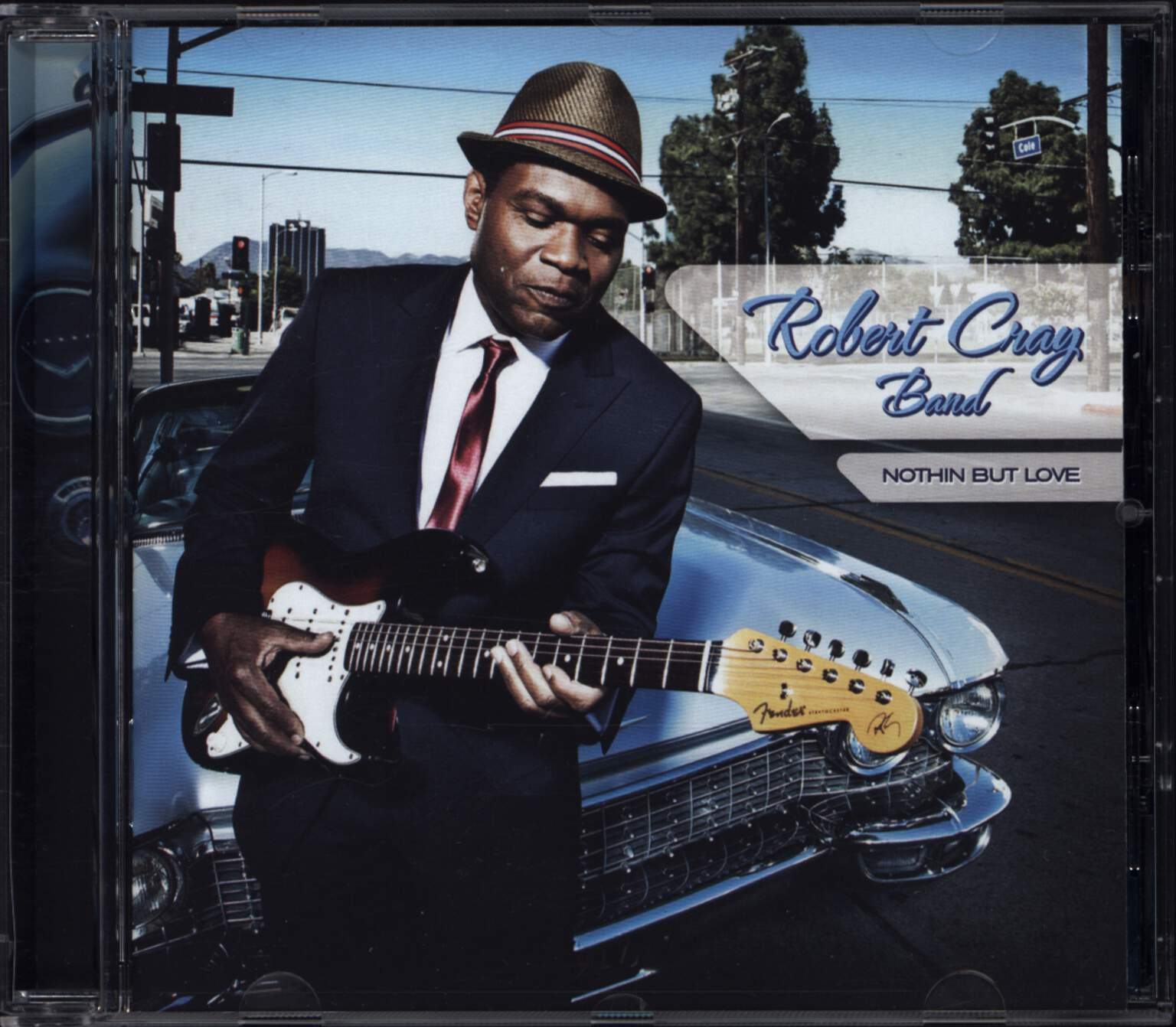The Robert Cray Band: Nothin But Love, CD
